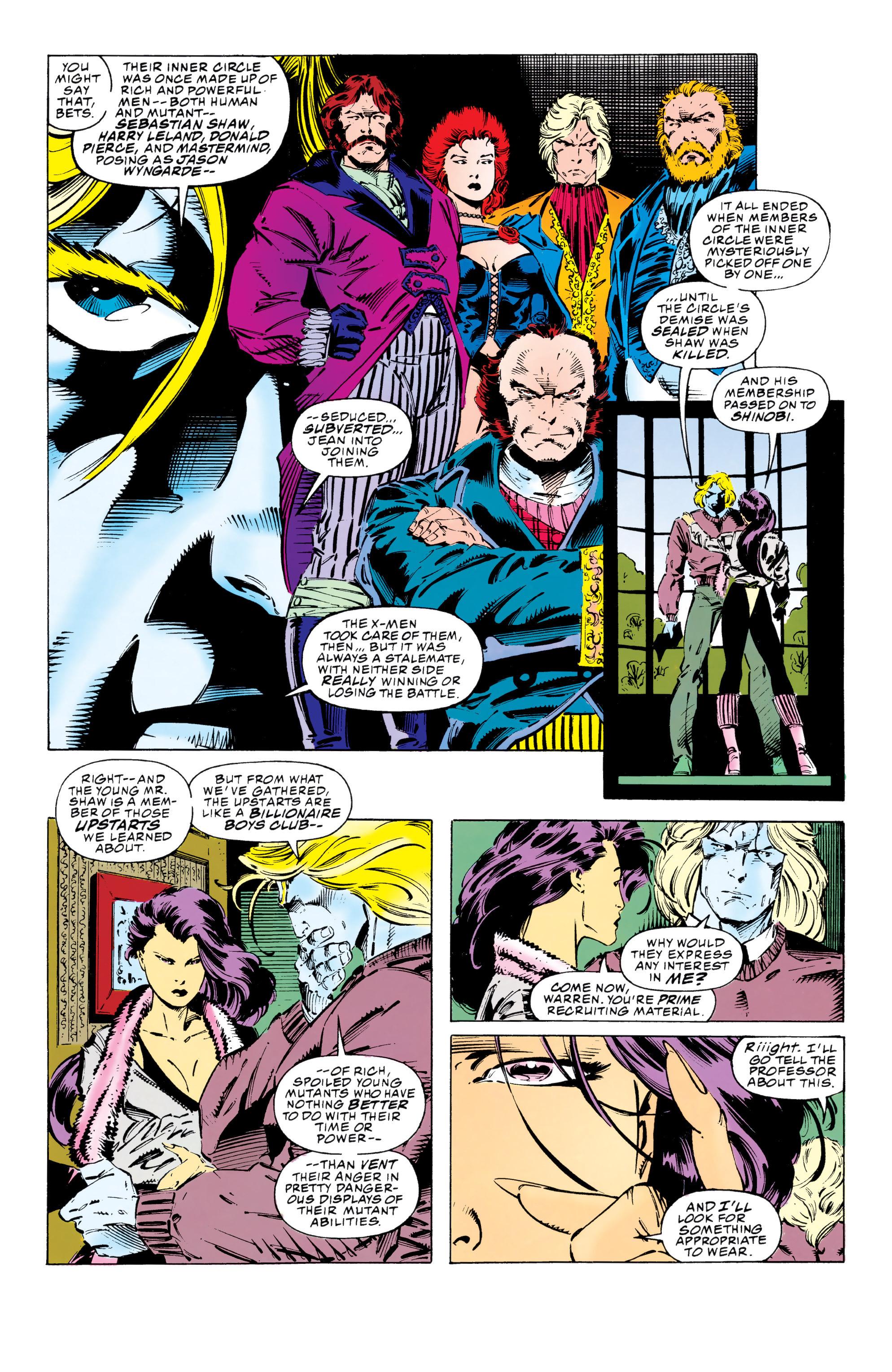 X-Men (1991) 29 Page 8