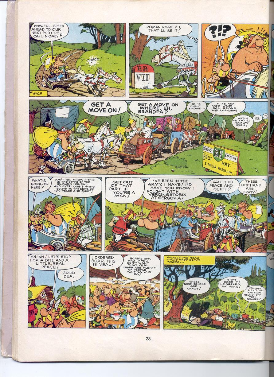 Asterix issue 5 - Page 25