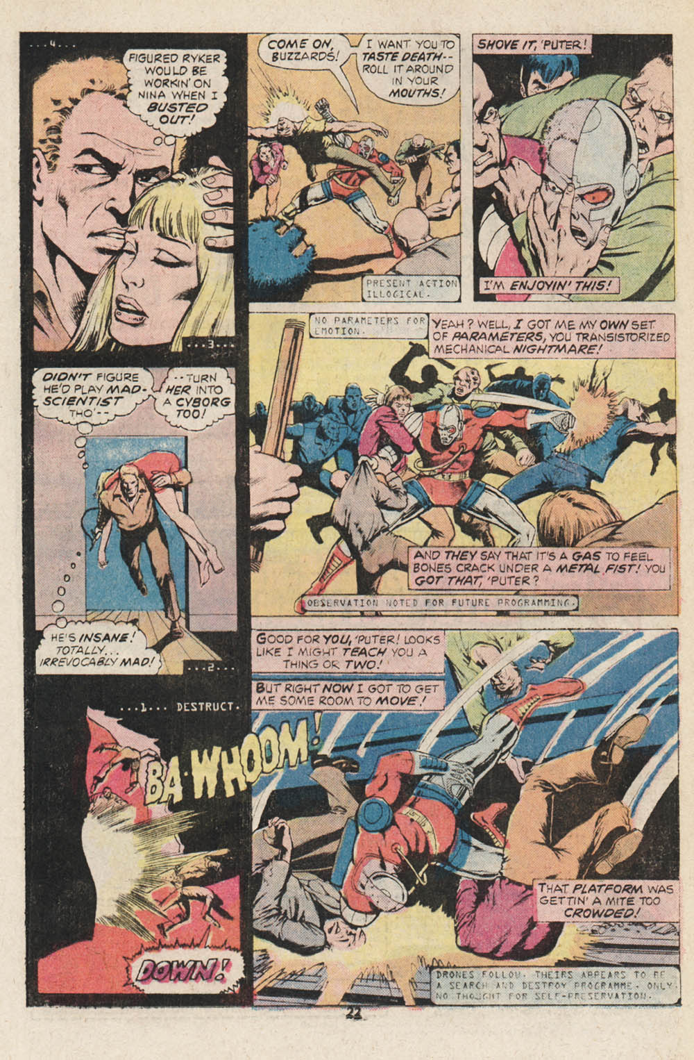 Read online Astonishing Tales (1970) comic -  Issue #32 - 15