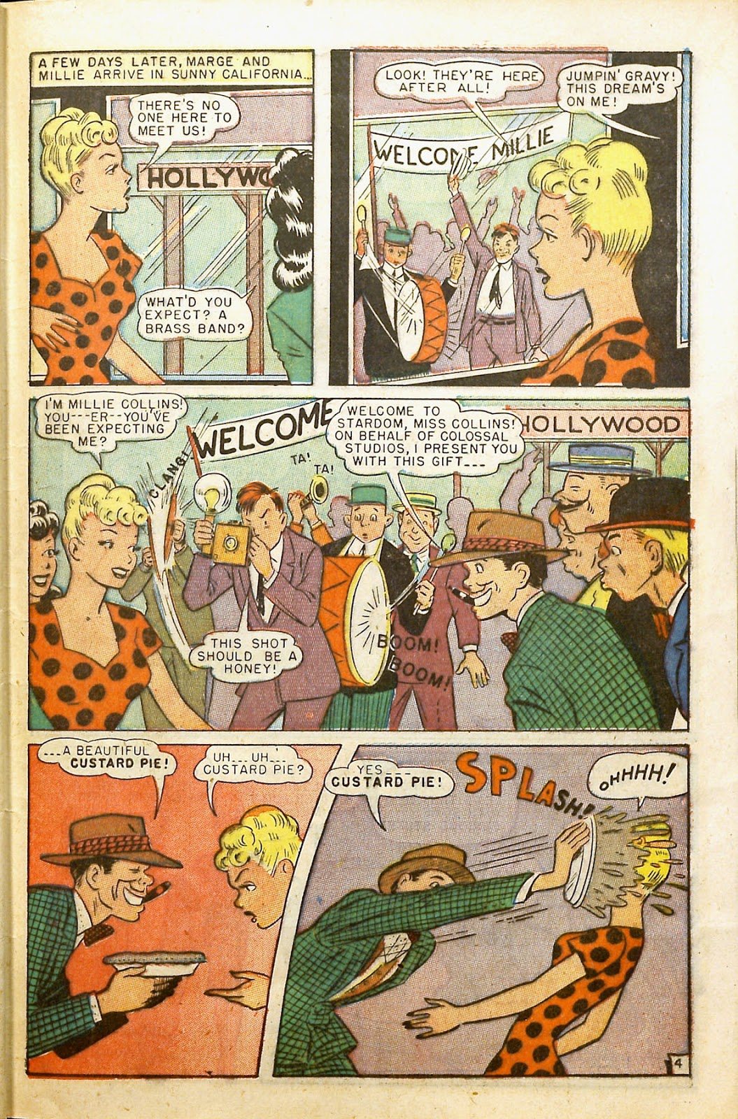Read online Millie the Model comic -  Issue #2 - 45