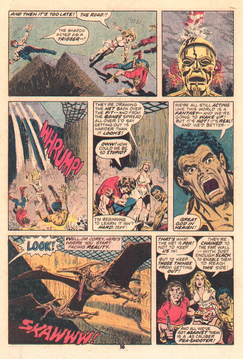 Read online Skull The Slayer comic -  Issue #7 - 11