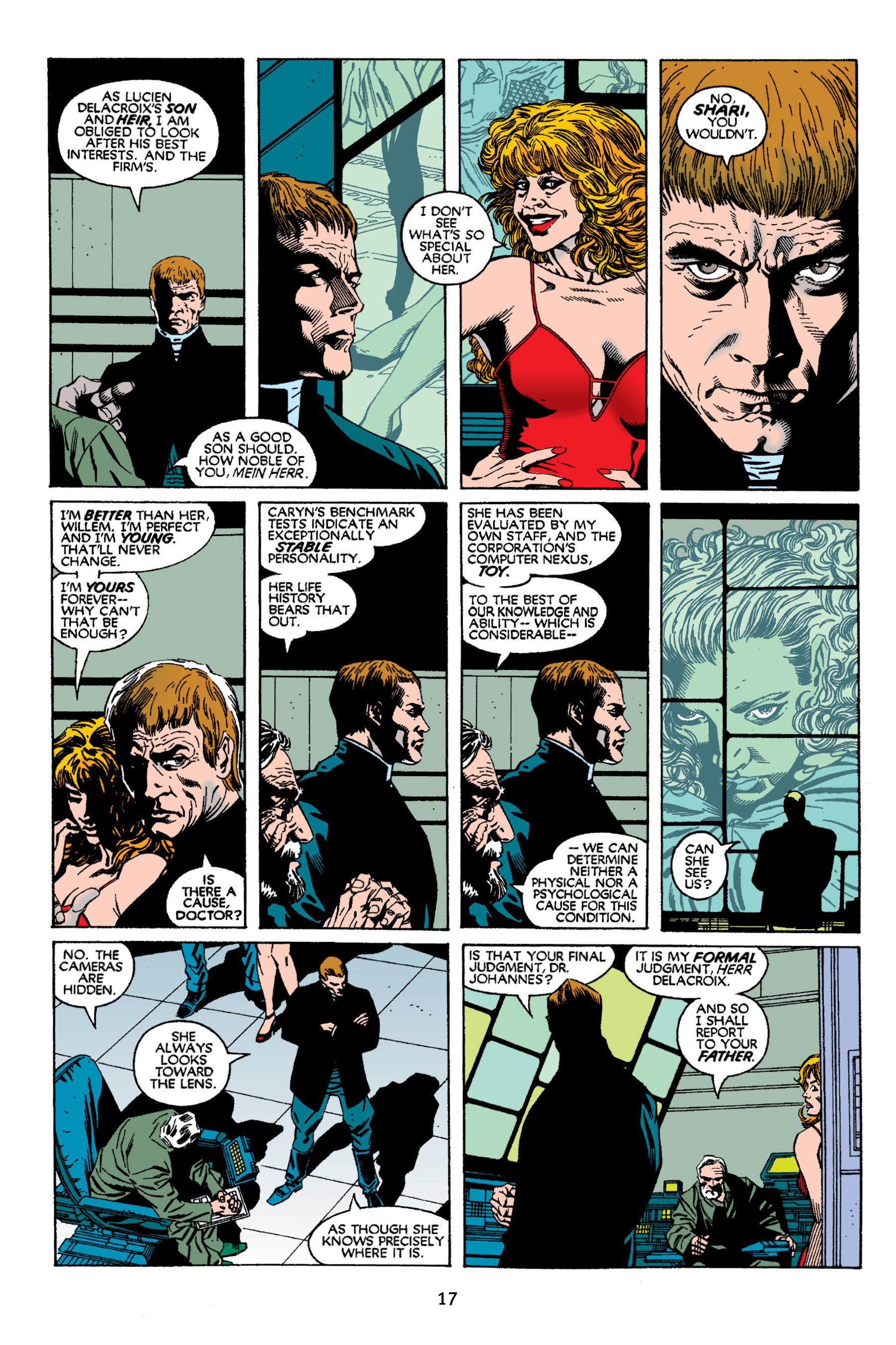 Read online Aliens vs. Predator Omnibus comic -  Issue # _TPB 2 Part 1 - 17