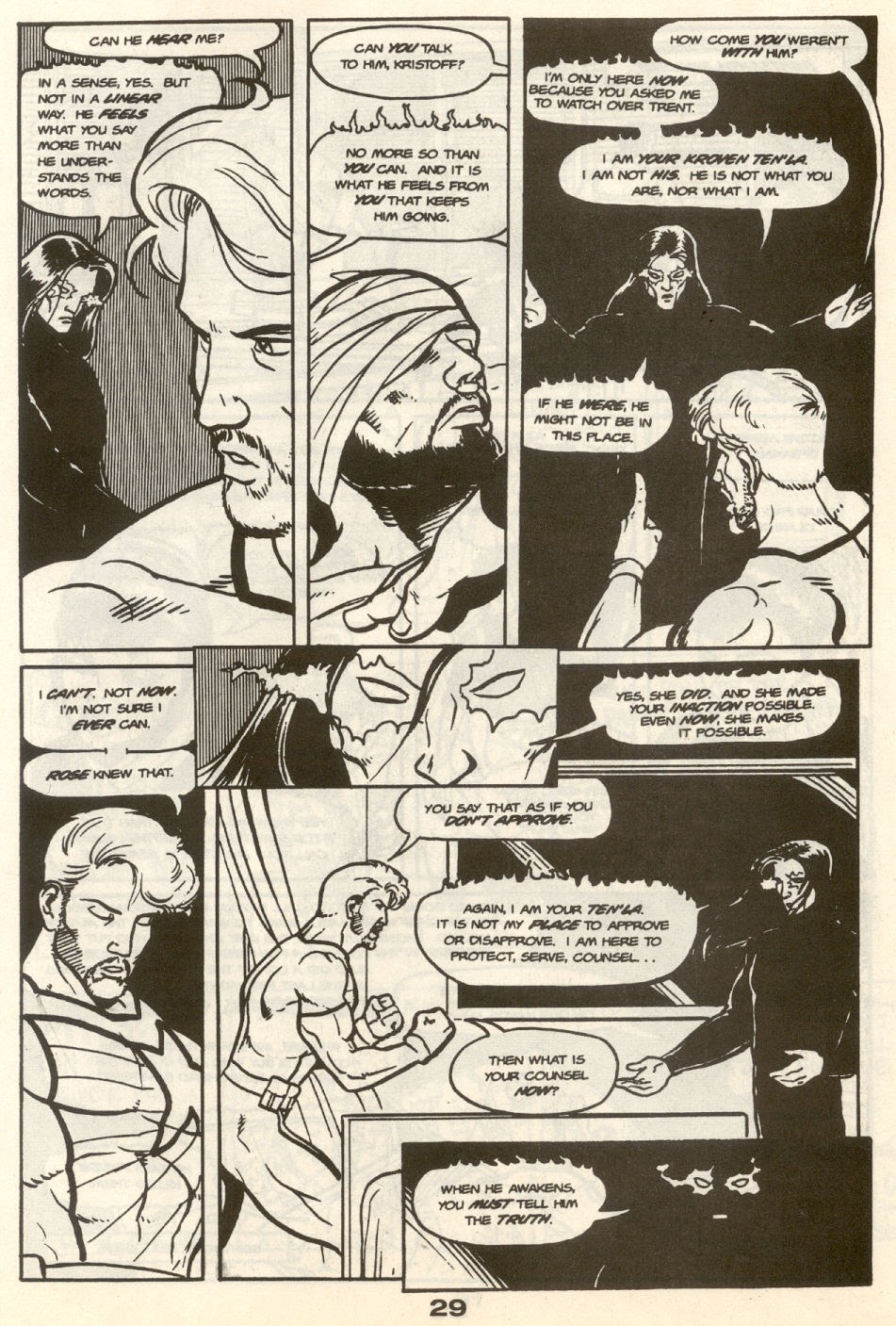 Gay Comix (Gay Comics) issue 24 - Page 32
