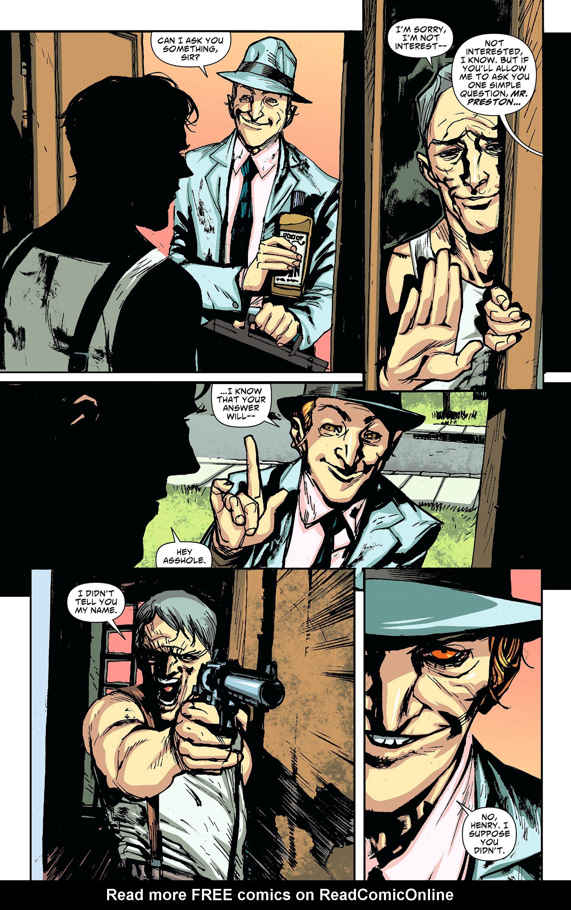 Read online American Vampire comic -  Issue #25 - 19