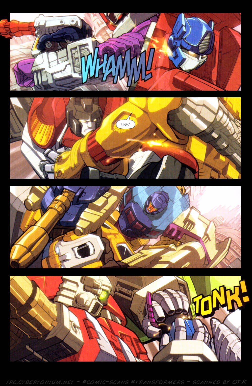 Read online Transformers Armada comic -  Issue #2 - 16
