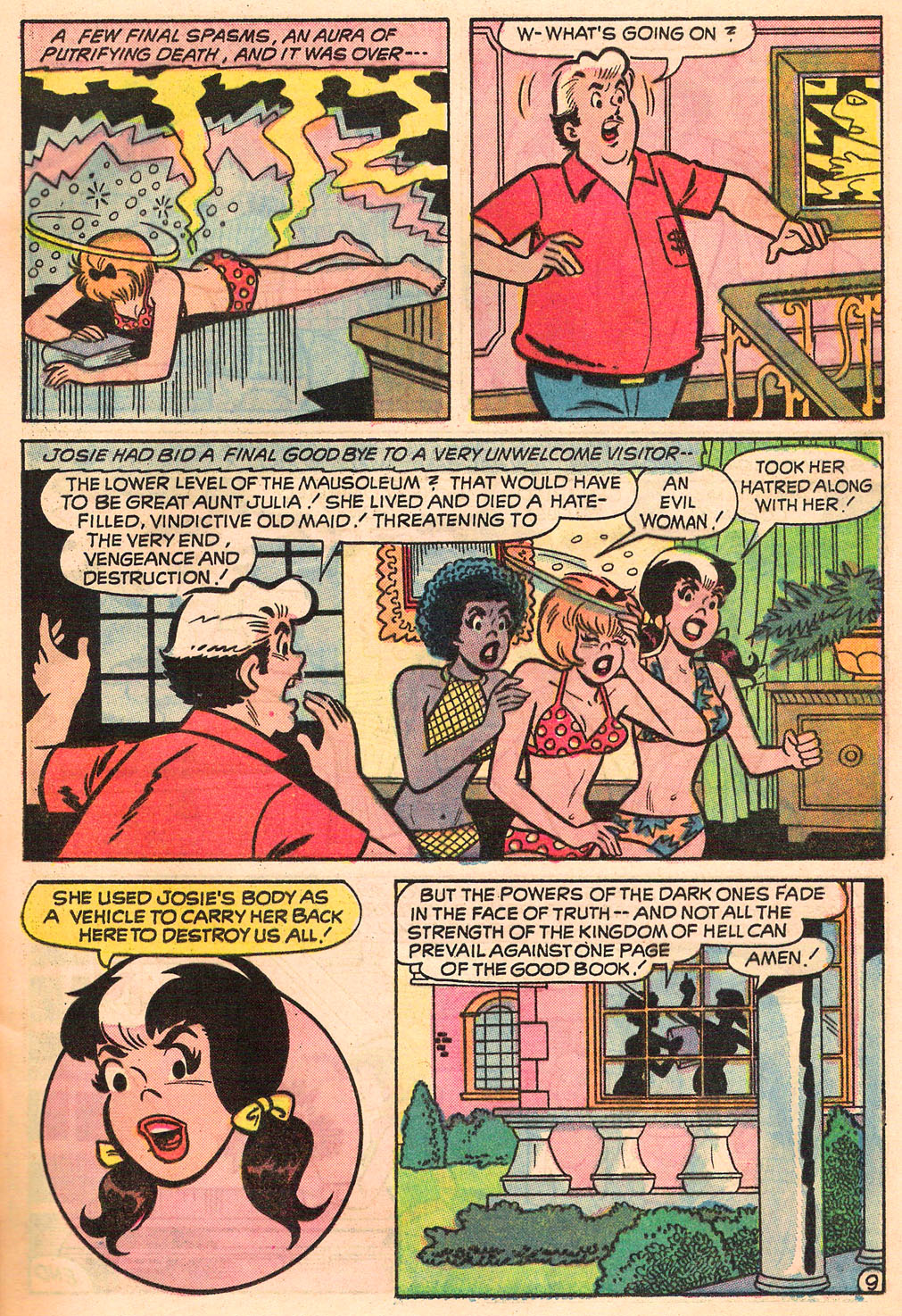Read online She's Josie comic -  Issue #72 - 13