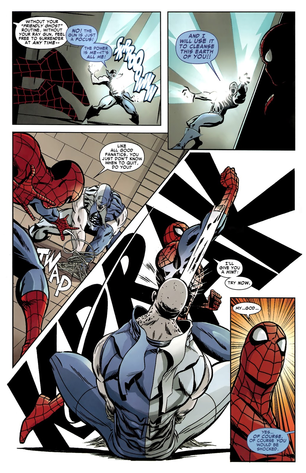 Web of Spider-Man (2009) Issue #10 #10 - English 16