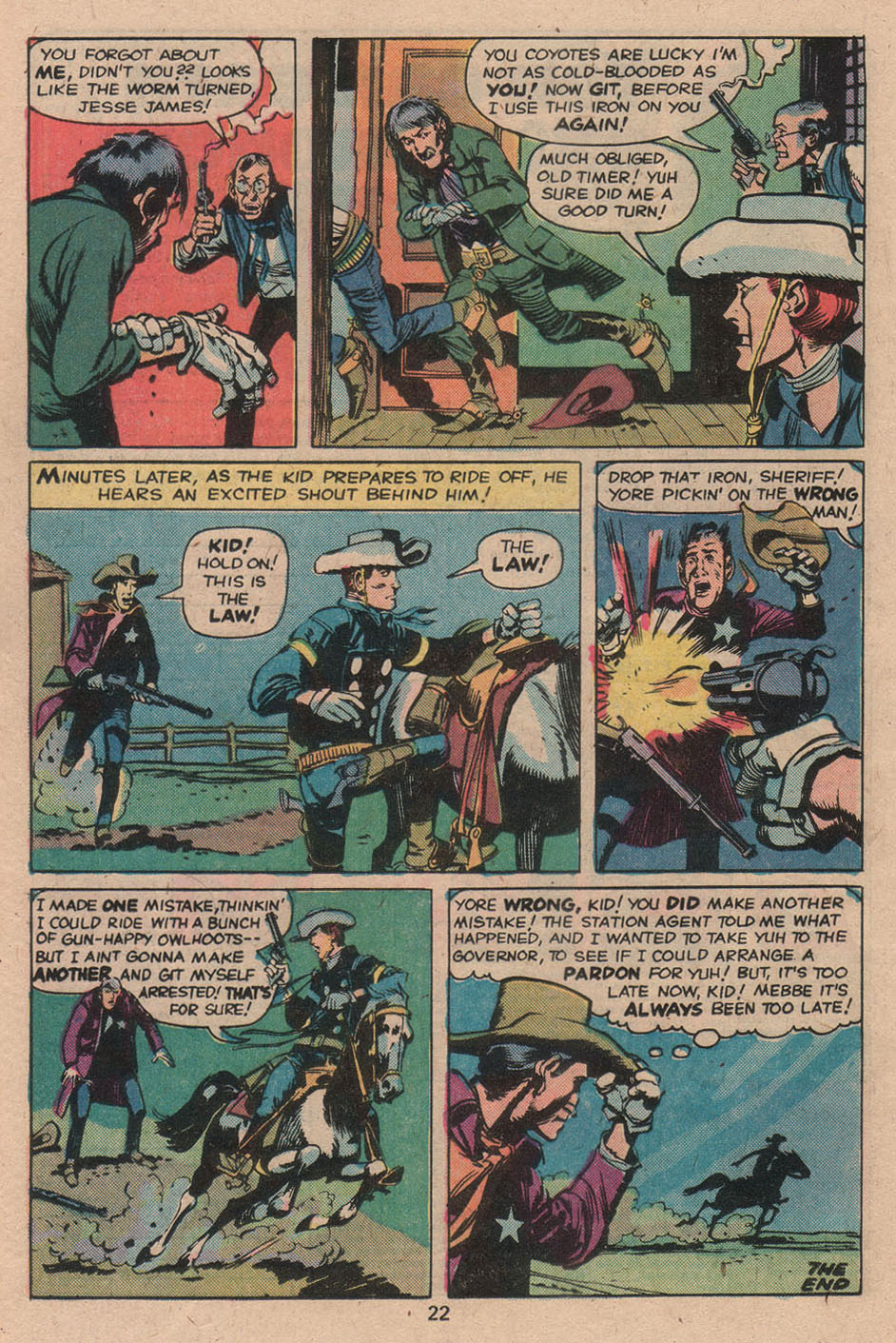 The Rawhide Kid (1955) issue 139 - Page 24