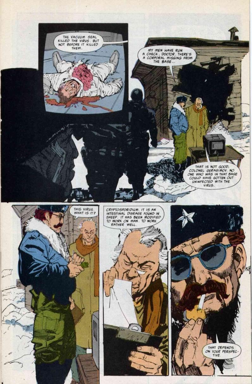 Read online Doctor Zero comic -  Issue #4 - 11