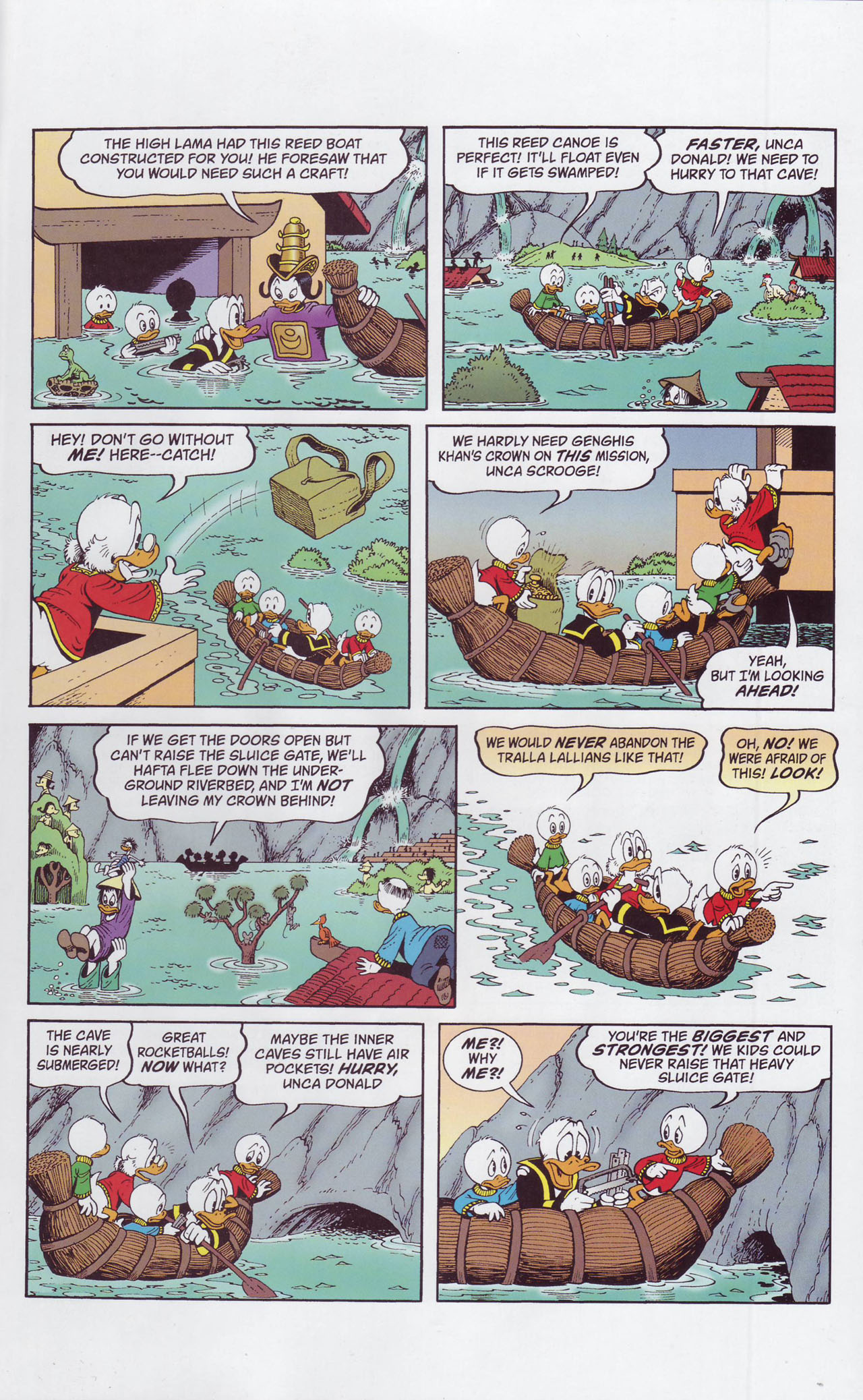 Read online Uncle Scrooge (1953) comic -  Issue #357 - 25