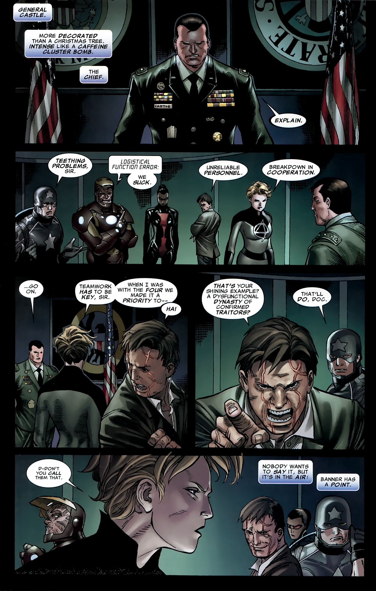 Read online Age of X: Universe comic -  Issue #1 - 14