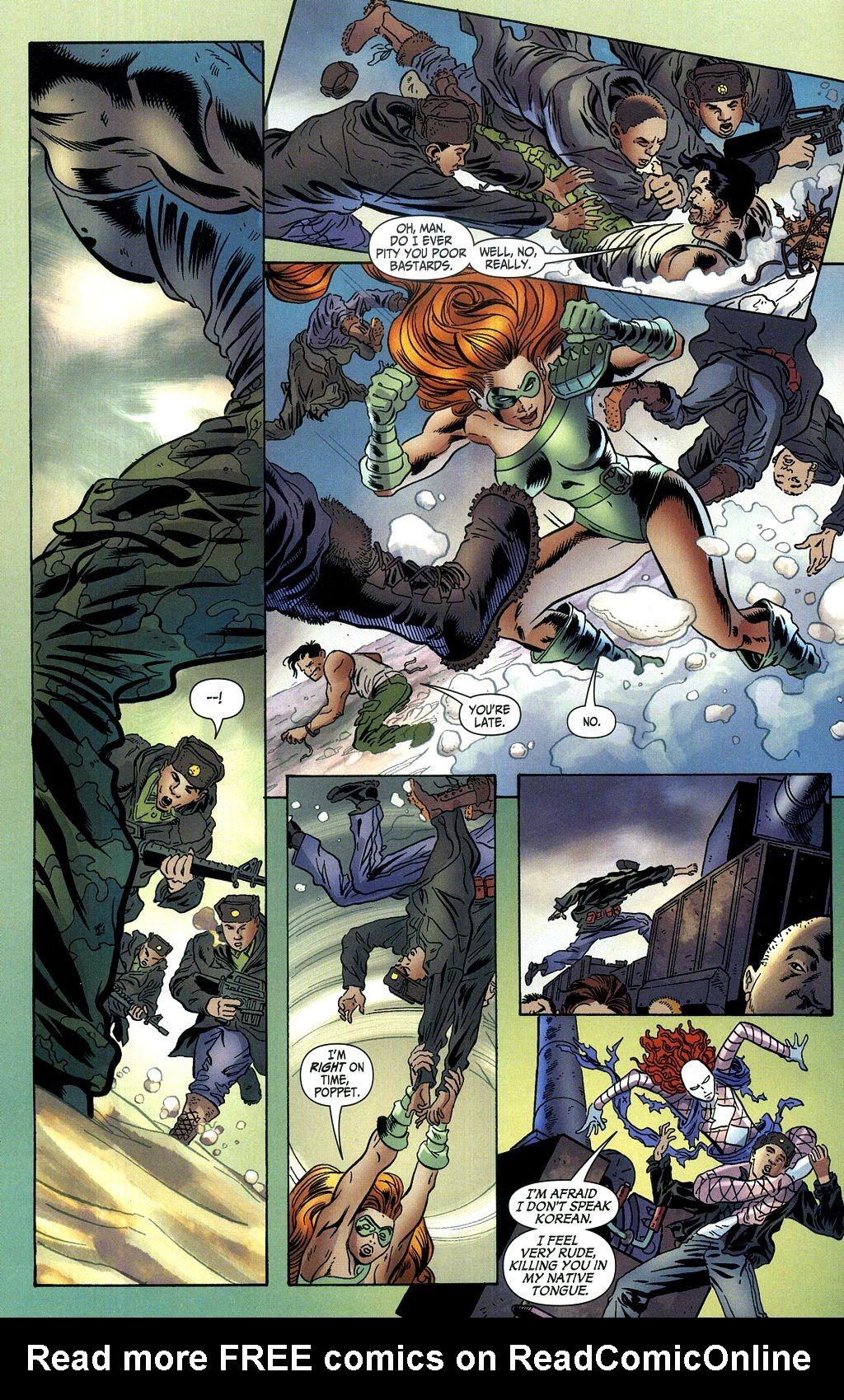 Read online Secret Six (2006) comic -  Issue #1 - 10