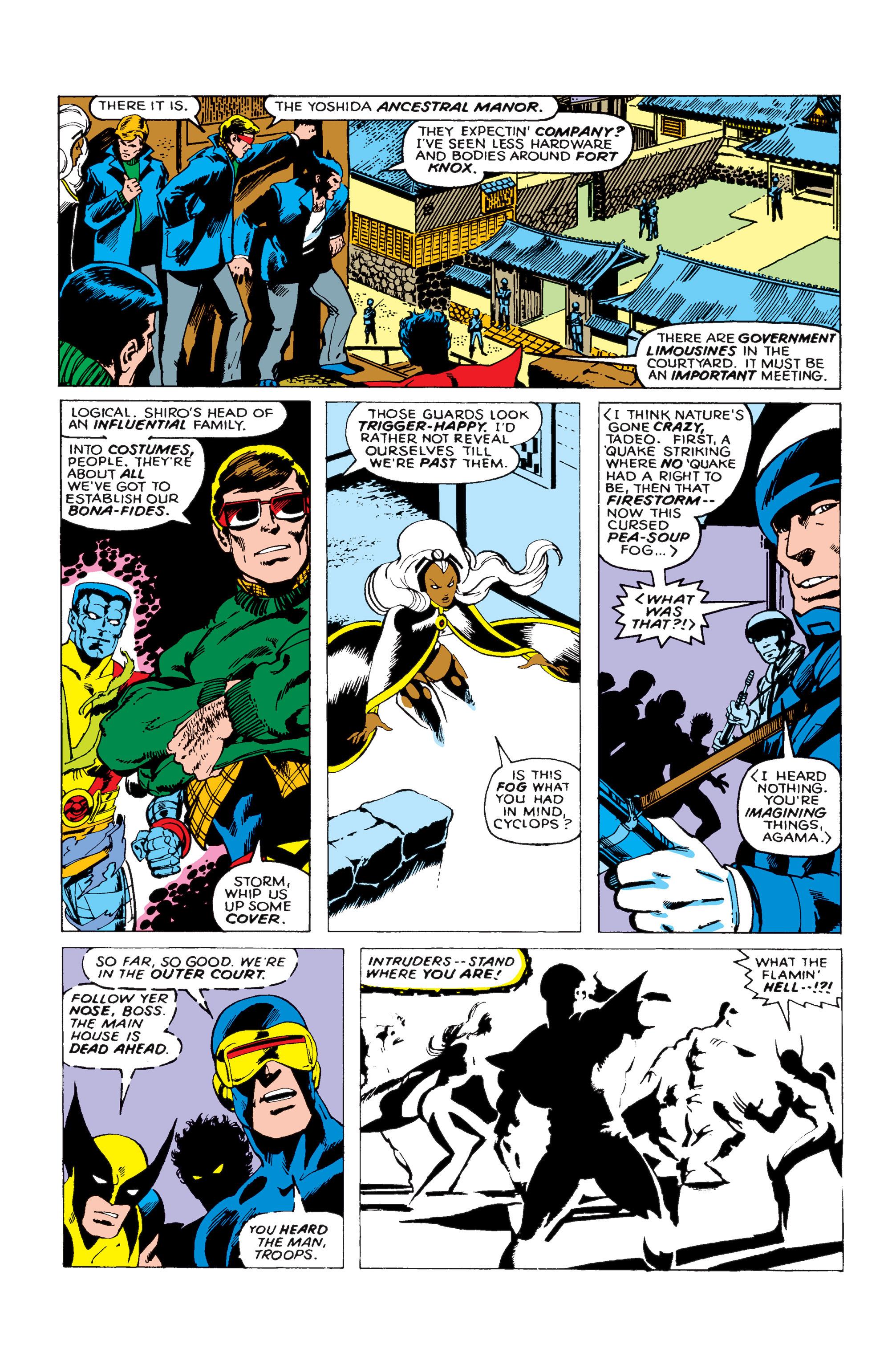 Uncanny X-Men (1963) 118 Page 6