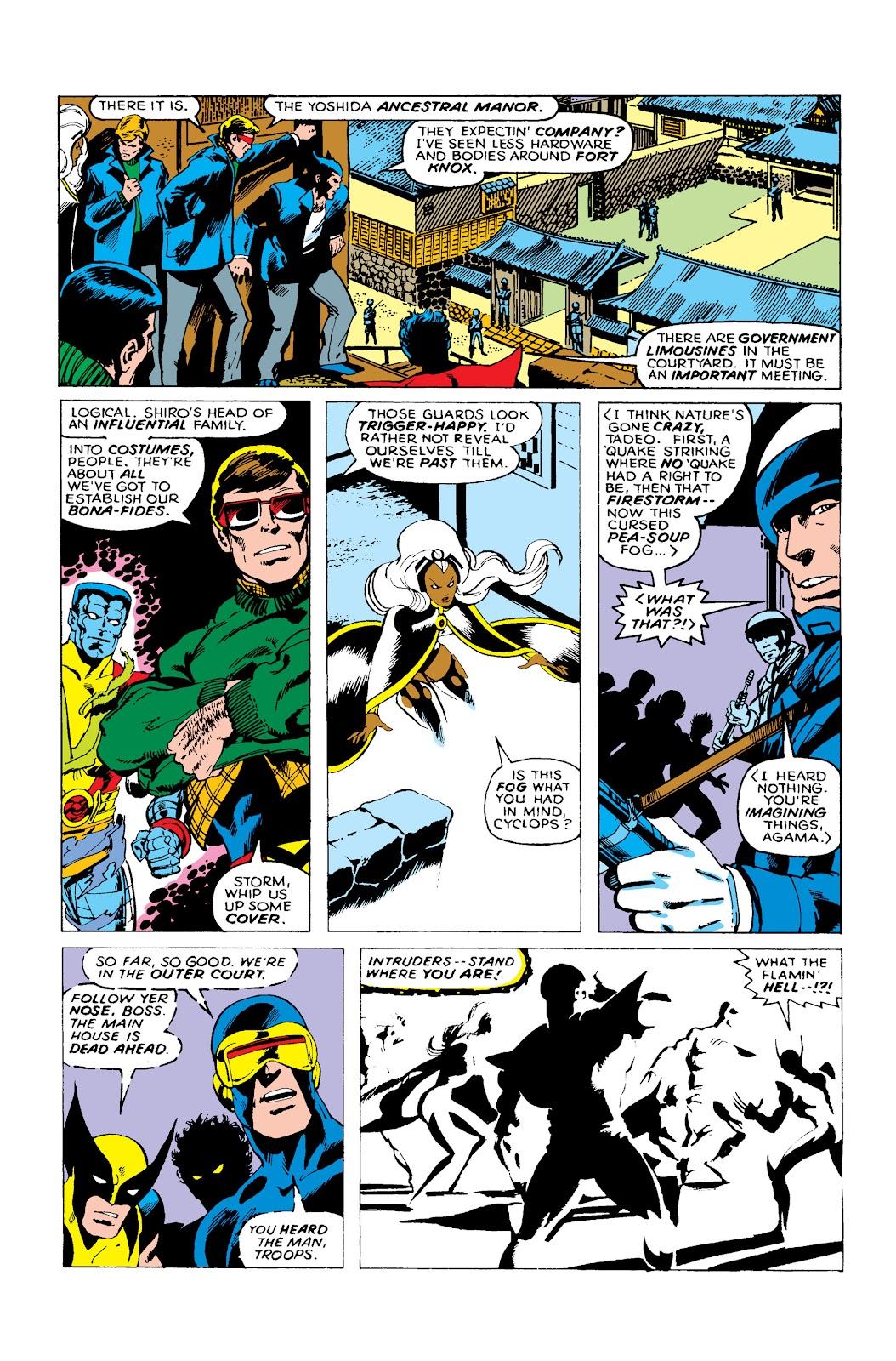Uncanny X-Men (1963) issue 118 - Page 7