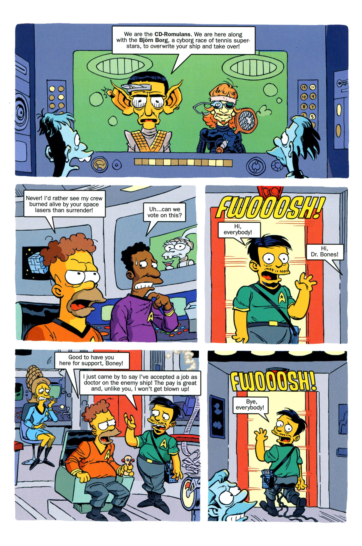 Read online Simpsons Comics comic -  Issue #203 - 27