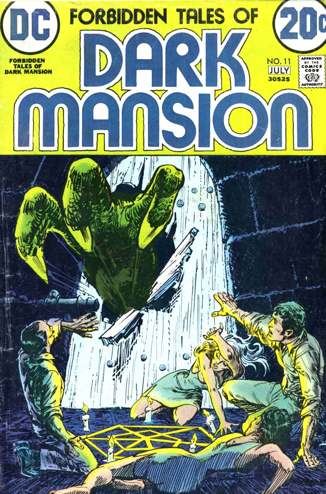 Forbidden Tales of Dark Mansion 11 Page 1