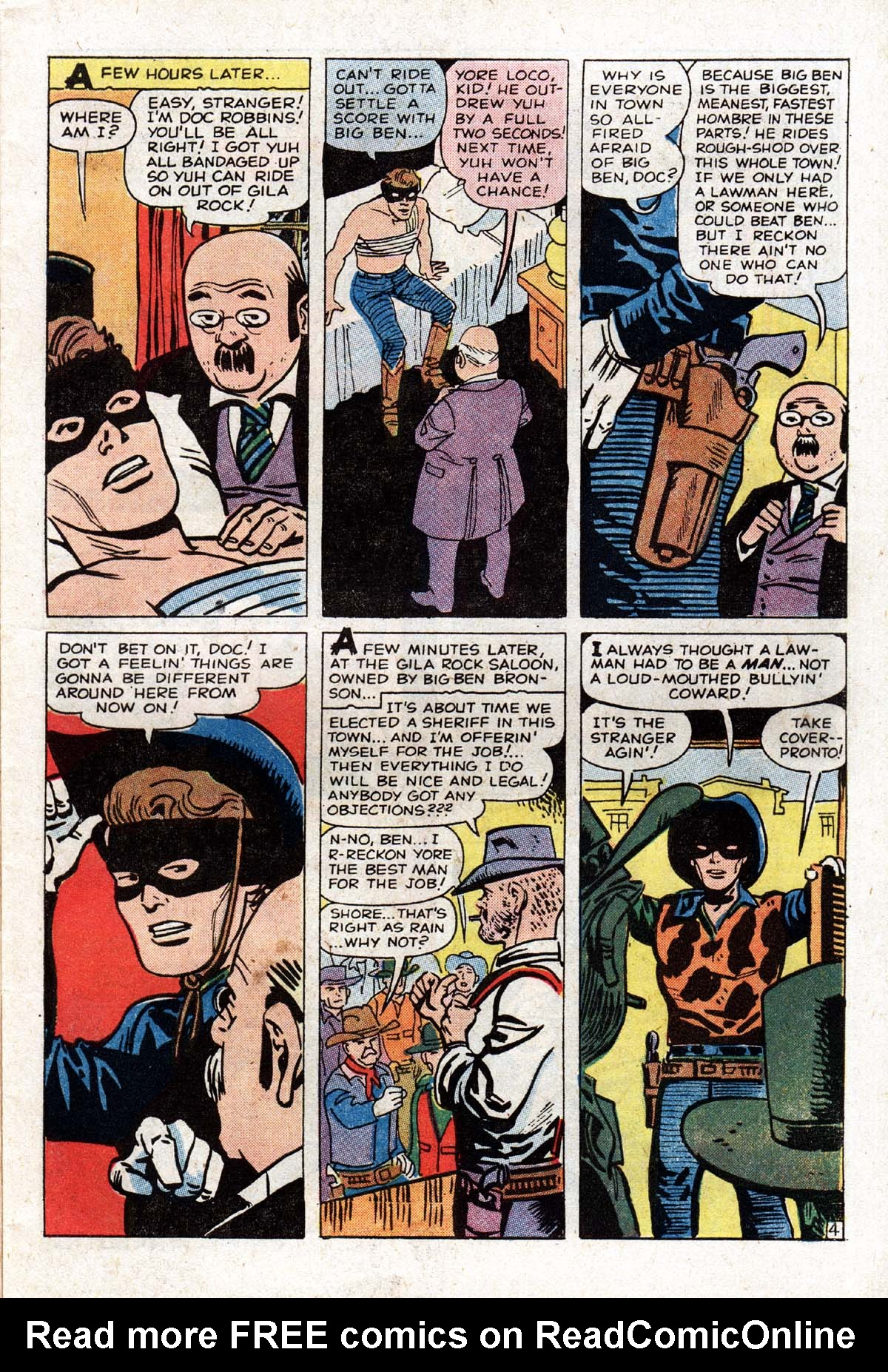 Read online Two-Gun Kid comic -  Issue #104 - 7