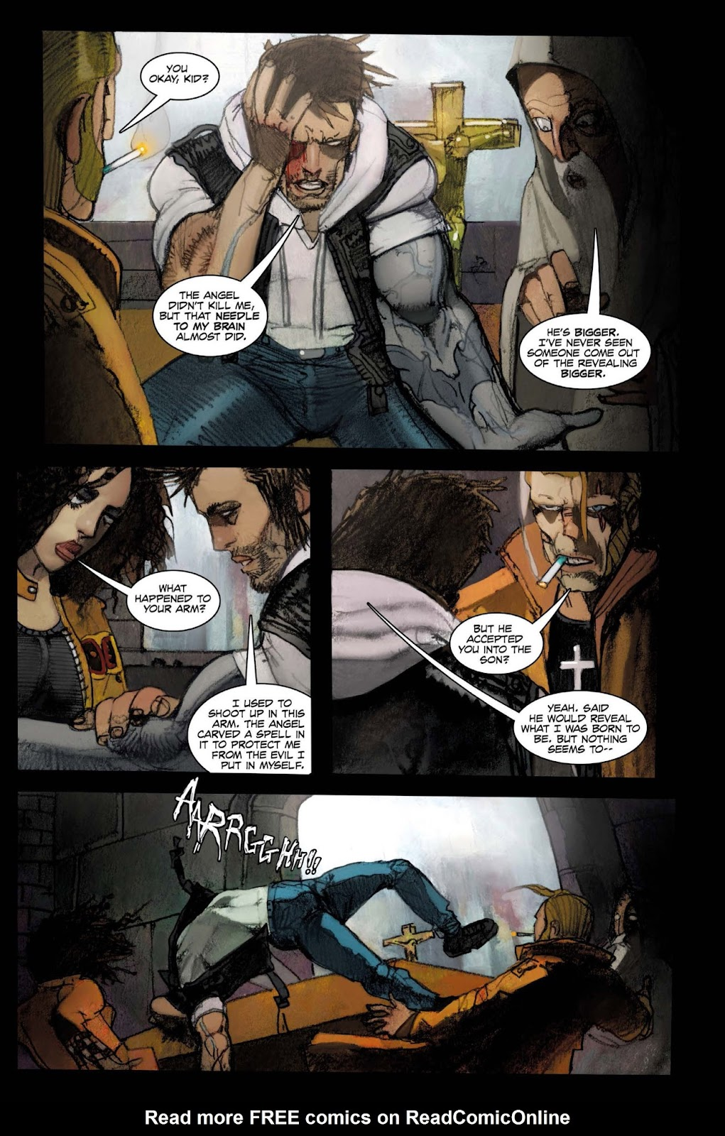 13 Coins issue TPB - Page 111