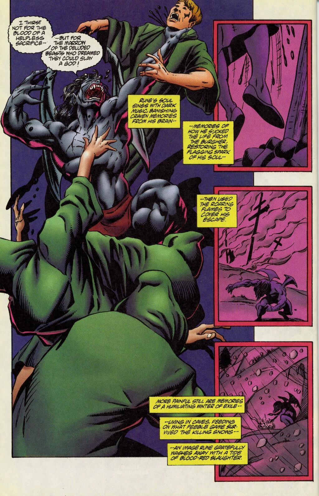Read online Rune (1995) comic -  Issue #5 - 11