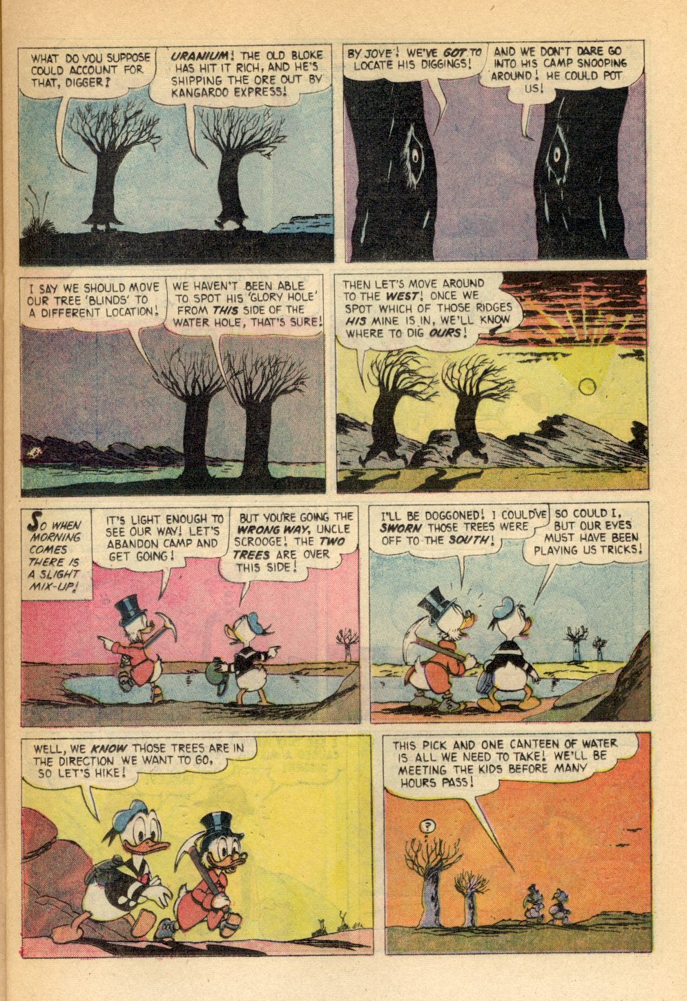 Read online Uncle Scrooge (1953) comic -  Issue #91 - 13