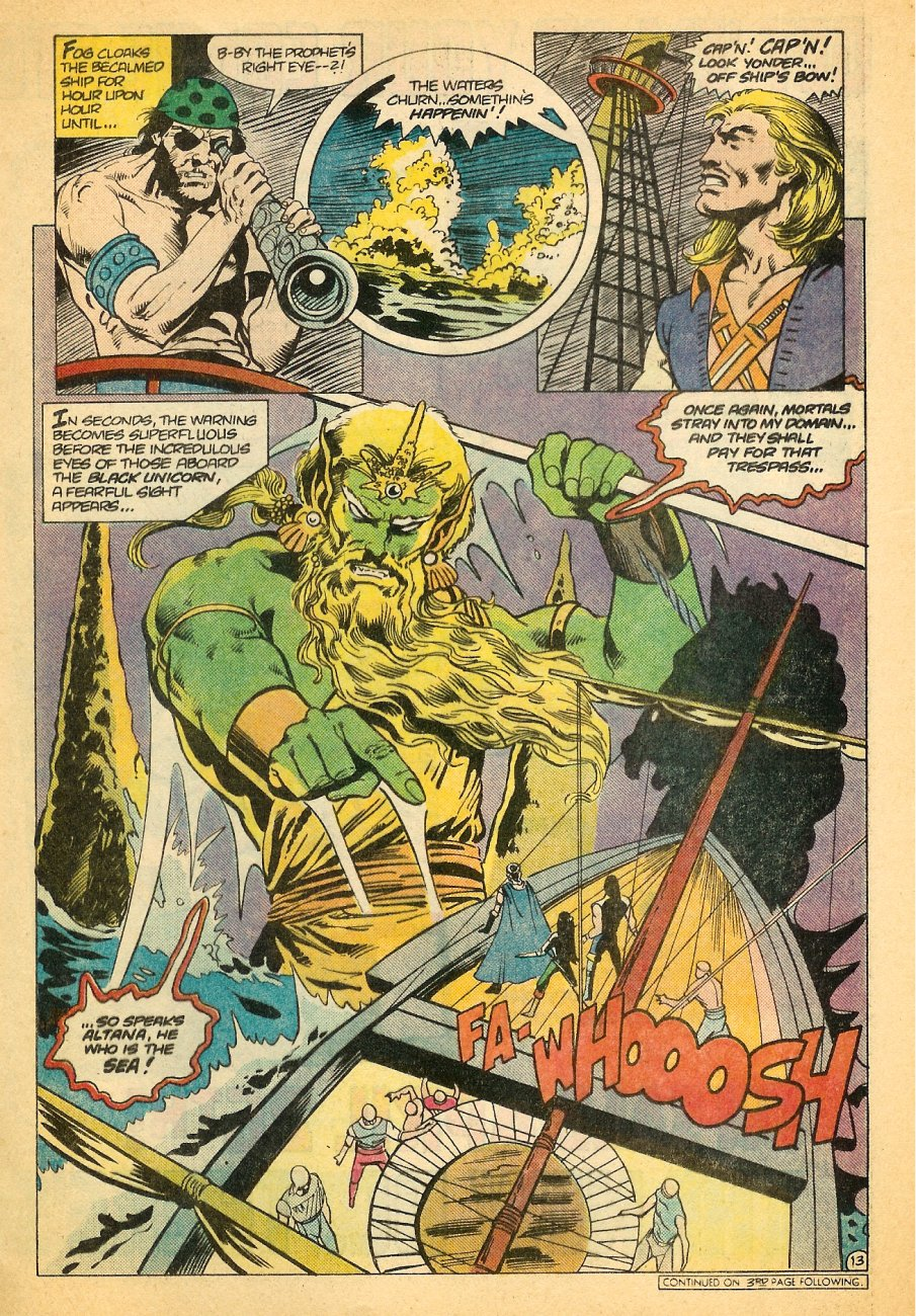 Read online Arion, Lord of Atlantis comic -  Issue #21 - 14