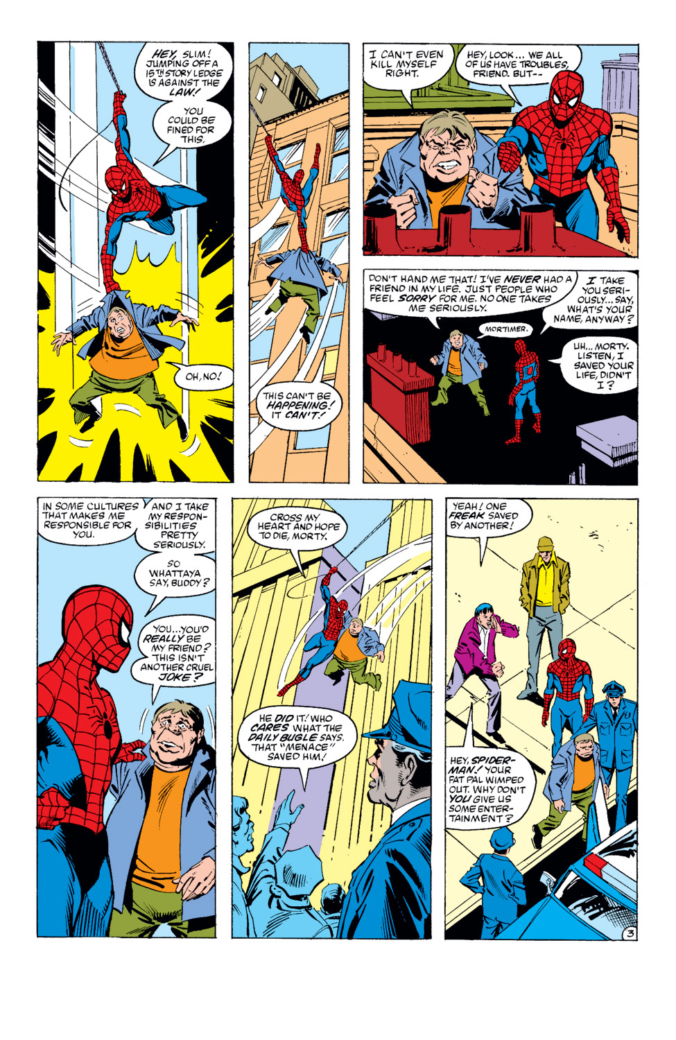 The Amazing Spider-Man (1963) 266 Page 3