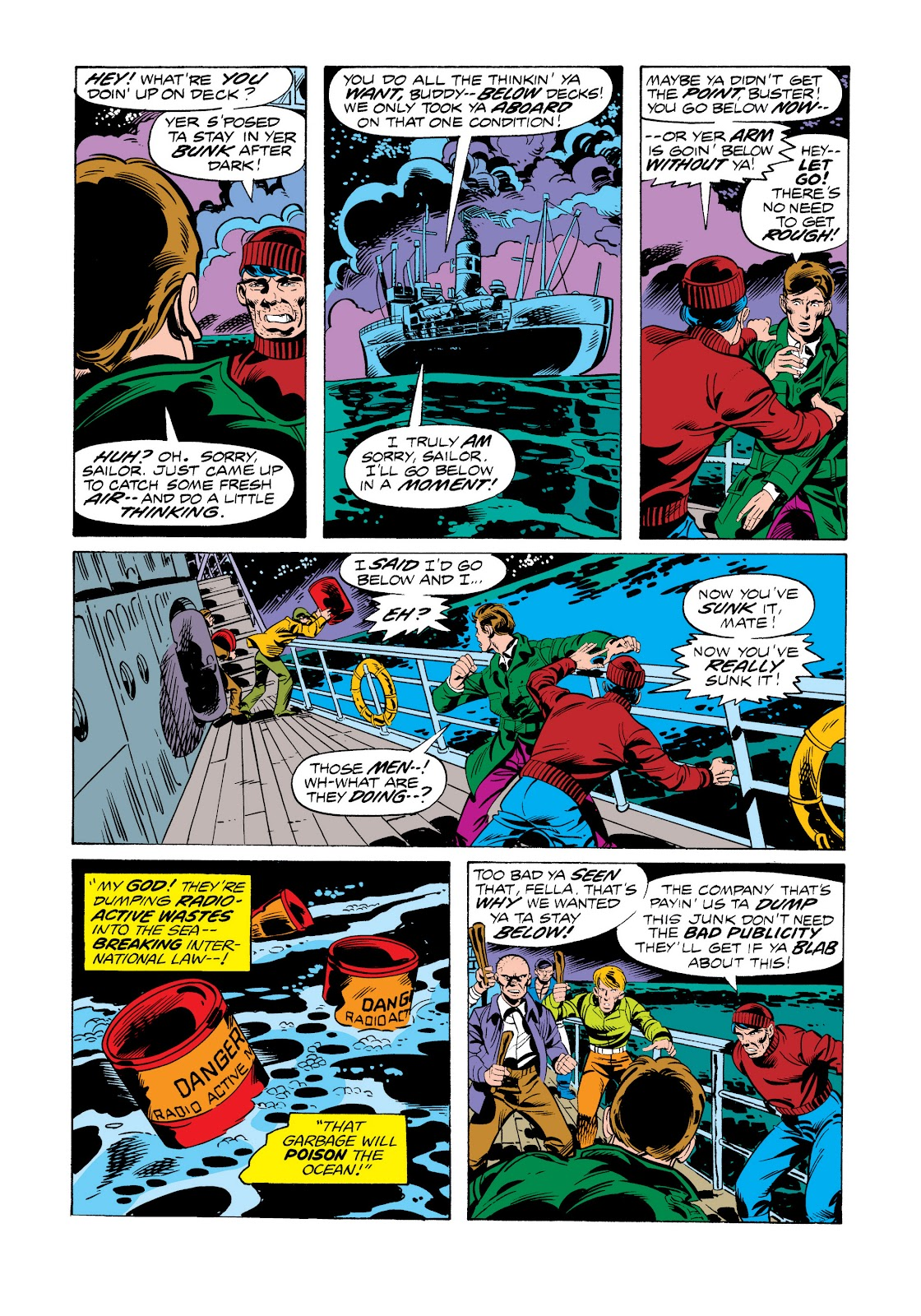 Read online Marvel Masterworks: The Incredible Hulk comic -  Issue # TPB 11 (Part 2) - 79
