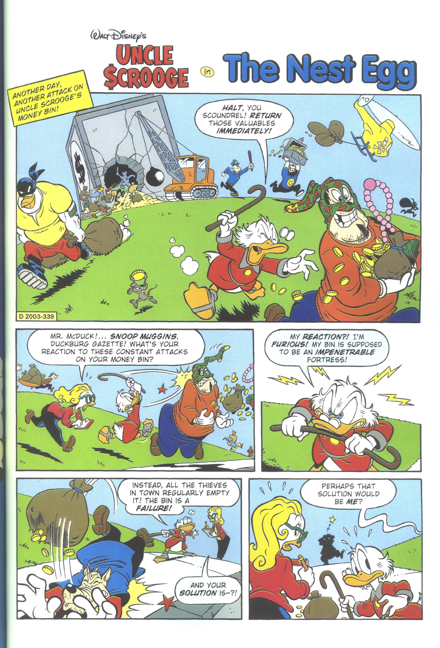 Read online Uncle Scrooge (1953) comic -  Issue #364 - 53