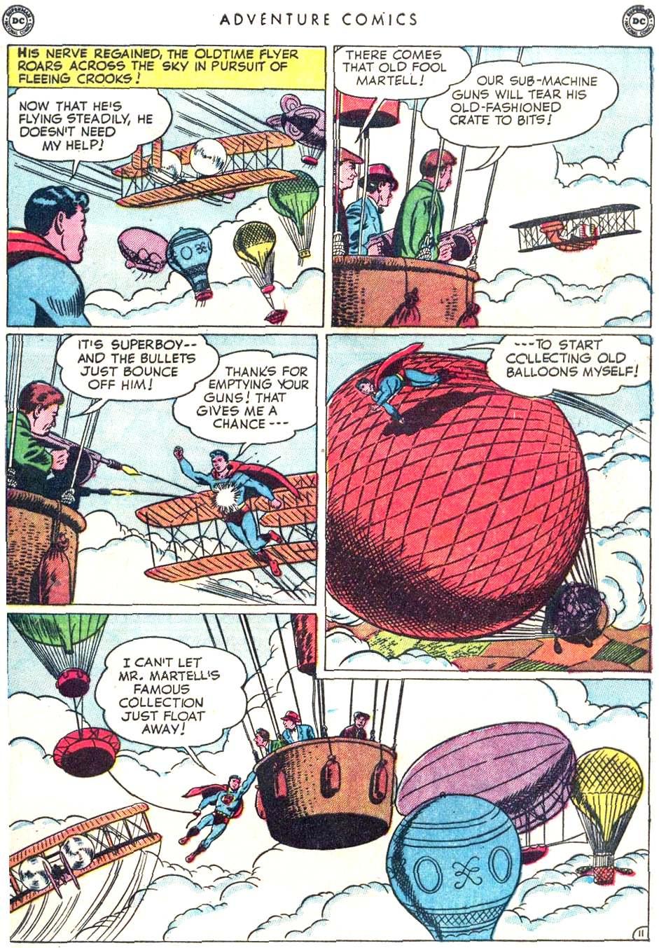 Read online Adventure Comics (1938) comic -  Issue #156 - 13