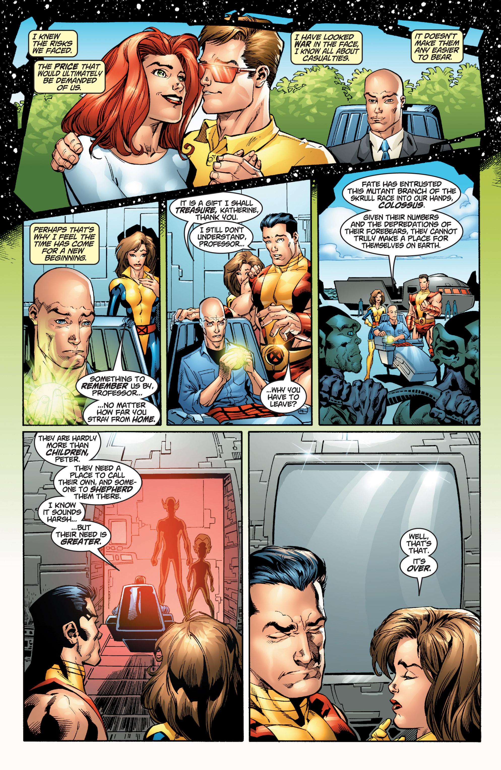 Read online Uncanny X-Men (1963) comic -  Issue #379 - 4