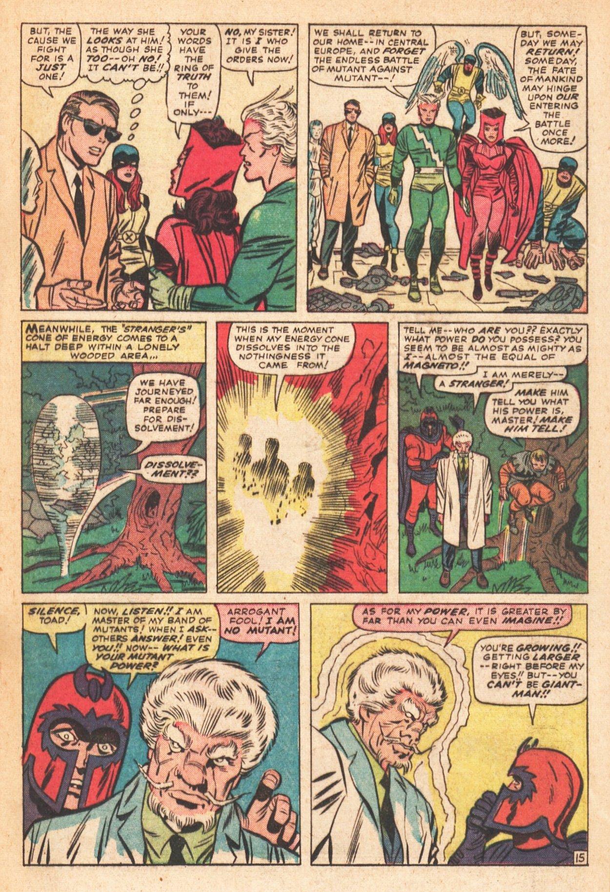 Read online Uncanny X-Men (1963) comic -  Issue # _Annual 1 - 44
