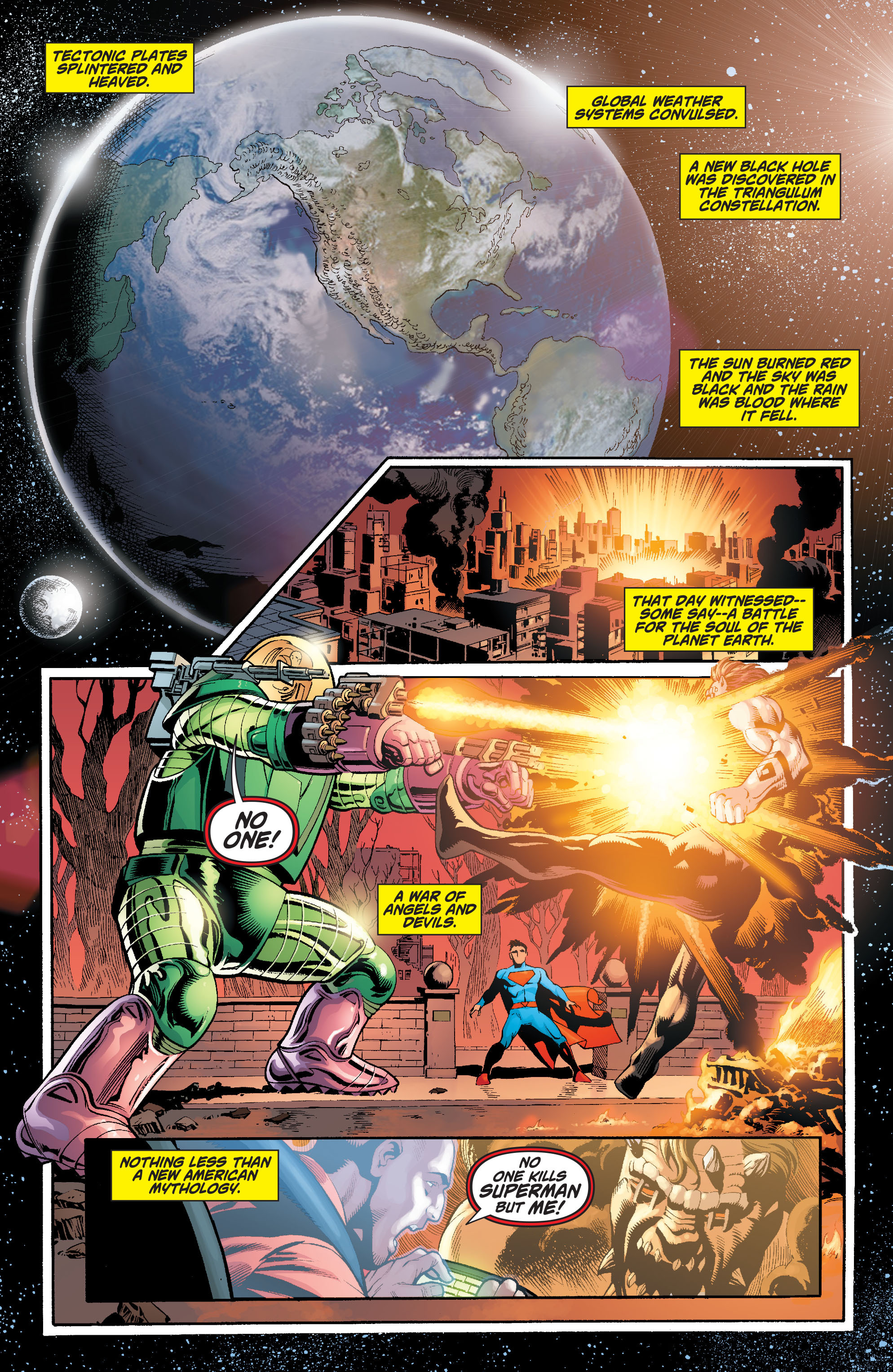 Read online Action Comics (2011) comic -  Issue #18 - 5