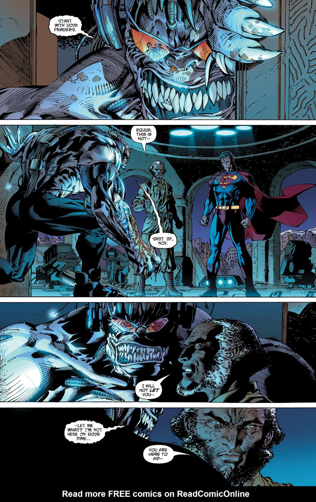 Read online Superman: For Tomorrow comic -  Issue # TPB (Part 1) - 97