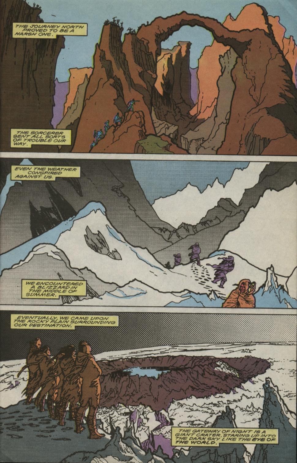 Read online Alpha Flight (1983) comic -  Issue #83 - 20
