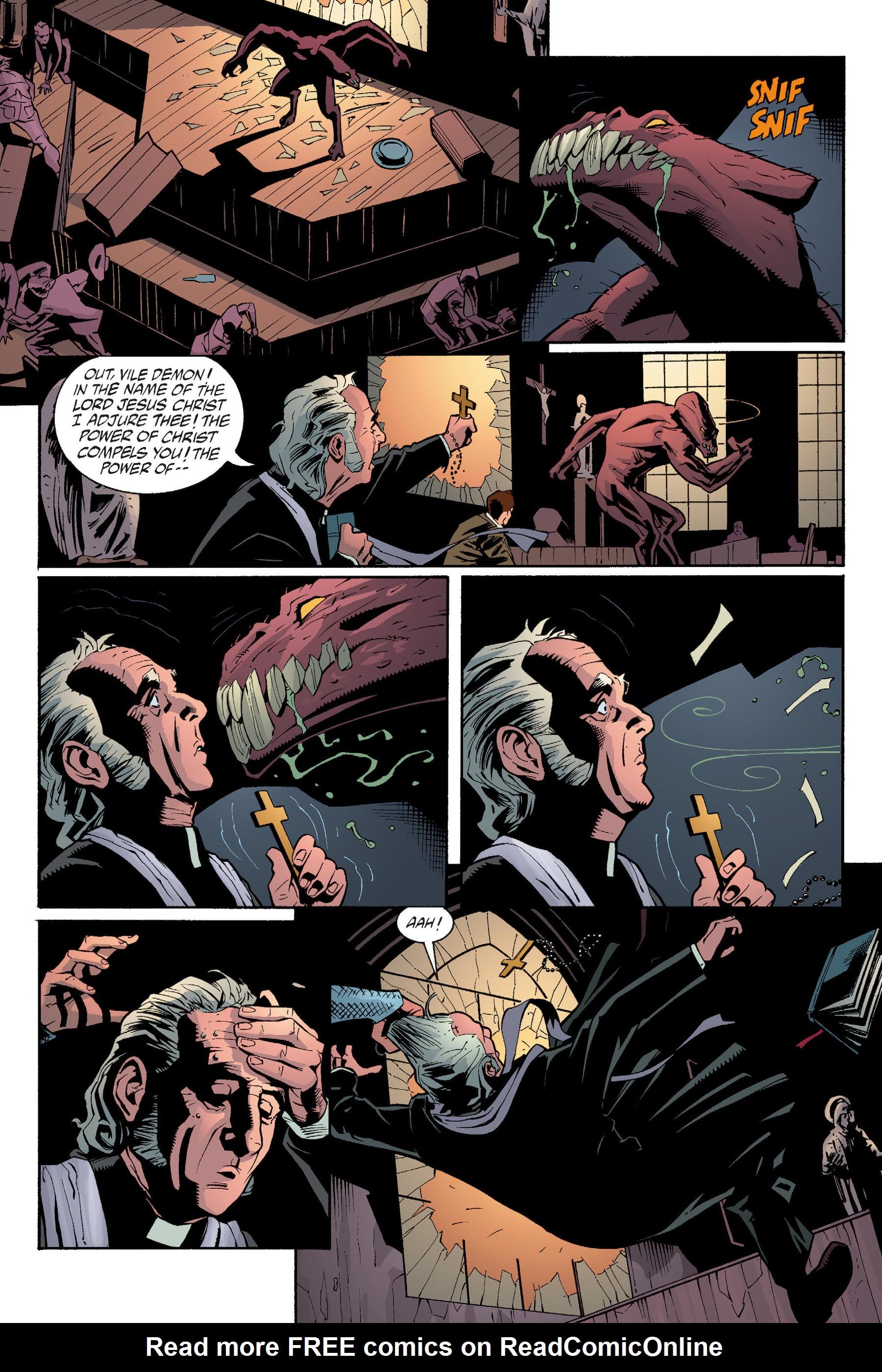 Read online Buffy the Vampire Slayer: Omnibus comic -  Issue # TPB 5 - 236