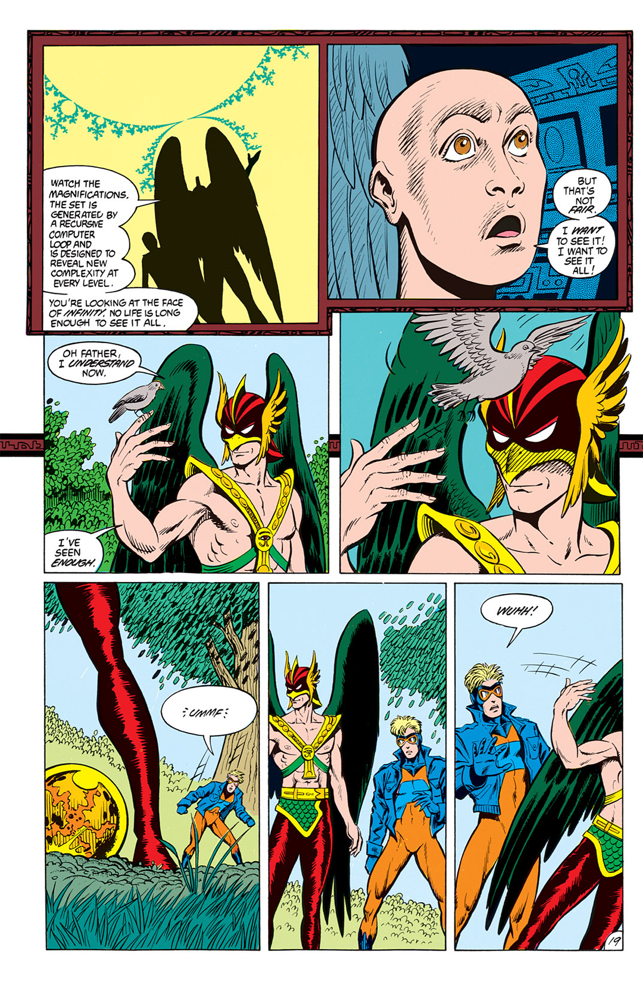 Read online Animal Man (1988) comic -  Issue #6 - 21