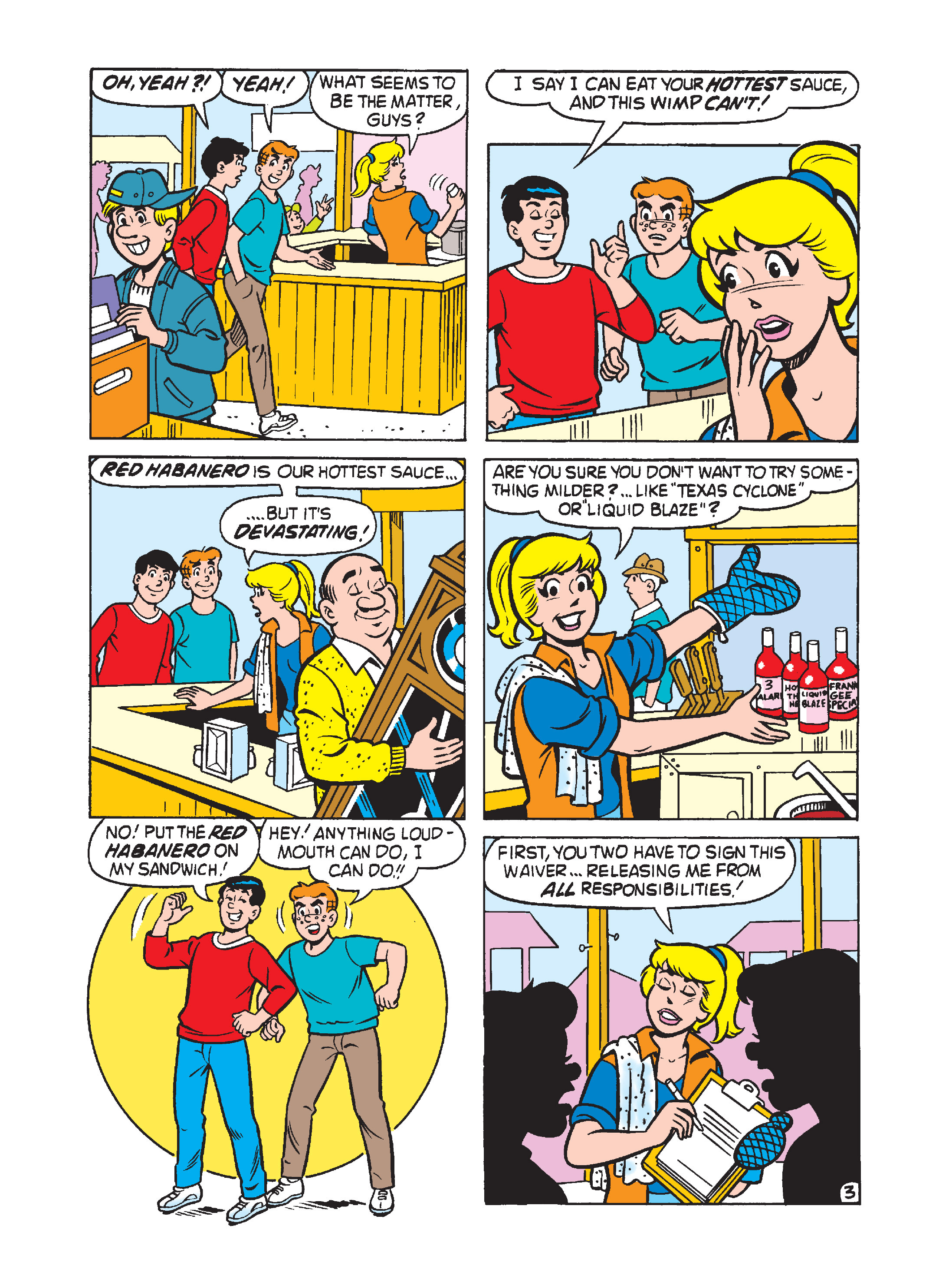 Read online Archie 1000 Page Comics Bonanza comic -  Issue #2 (Part 2) - 51