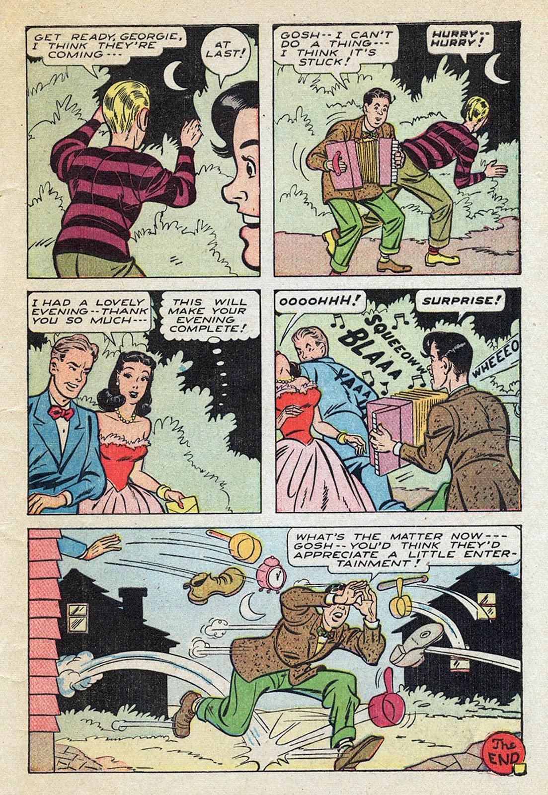 Georgie Comics (1945) issue 4 - Page 41