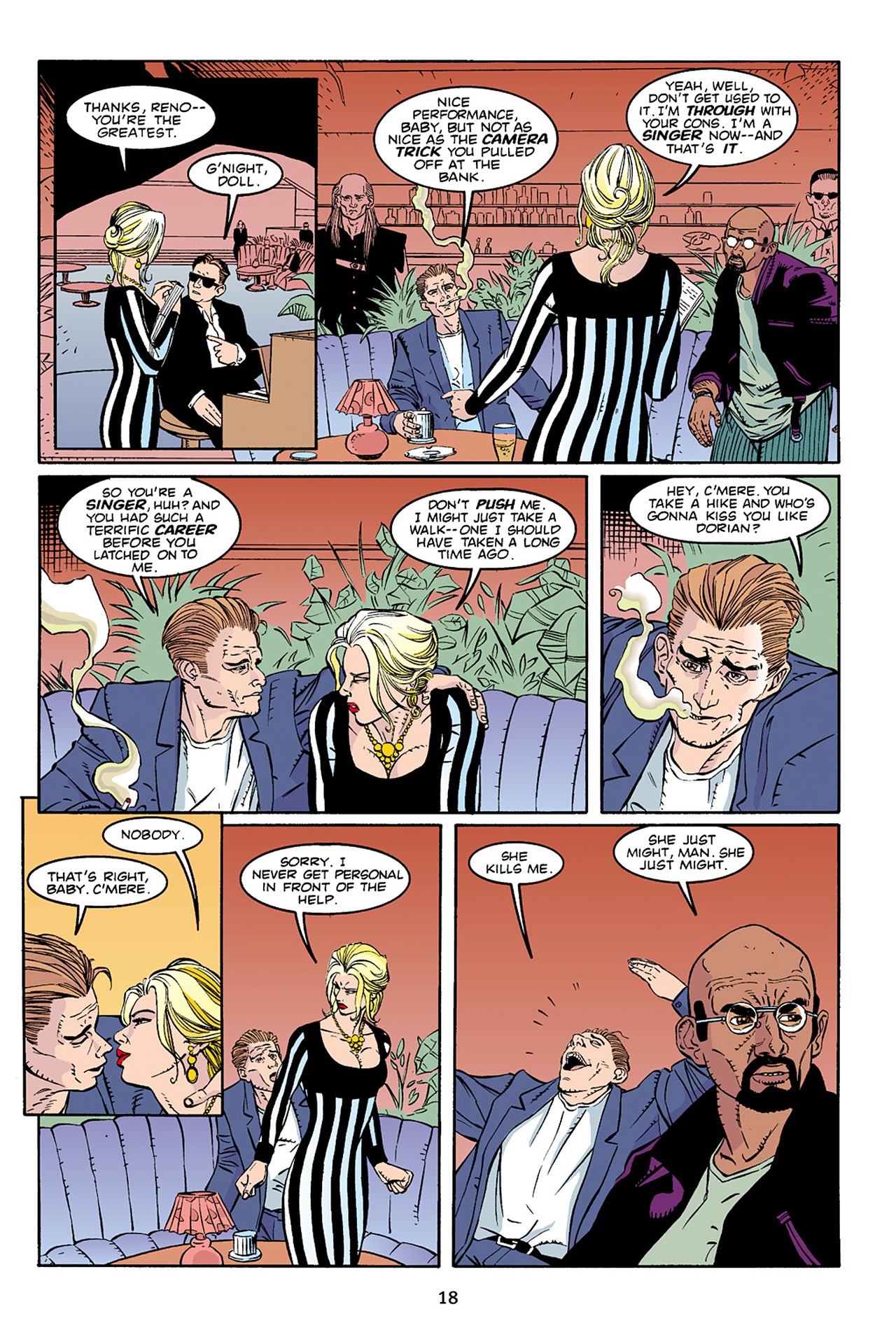 Read online Adventures Of The Mask Omnibus comic -  Issue #Adventures Of The Mask Omnibus Full - 18