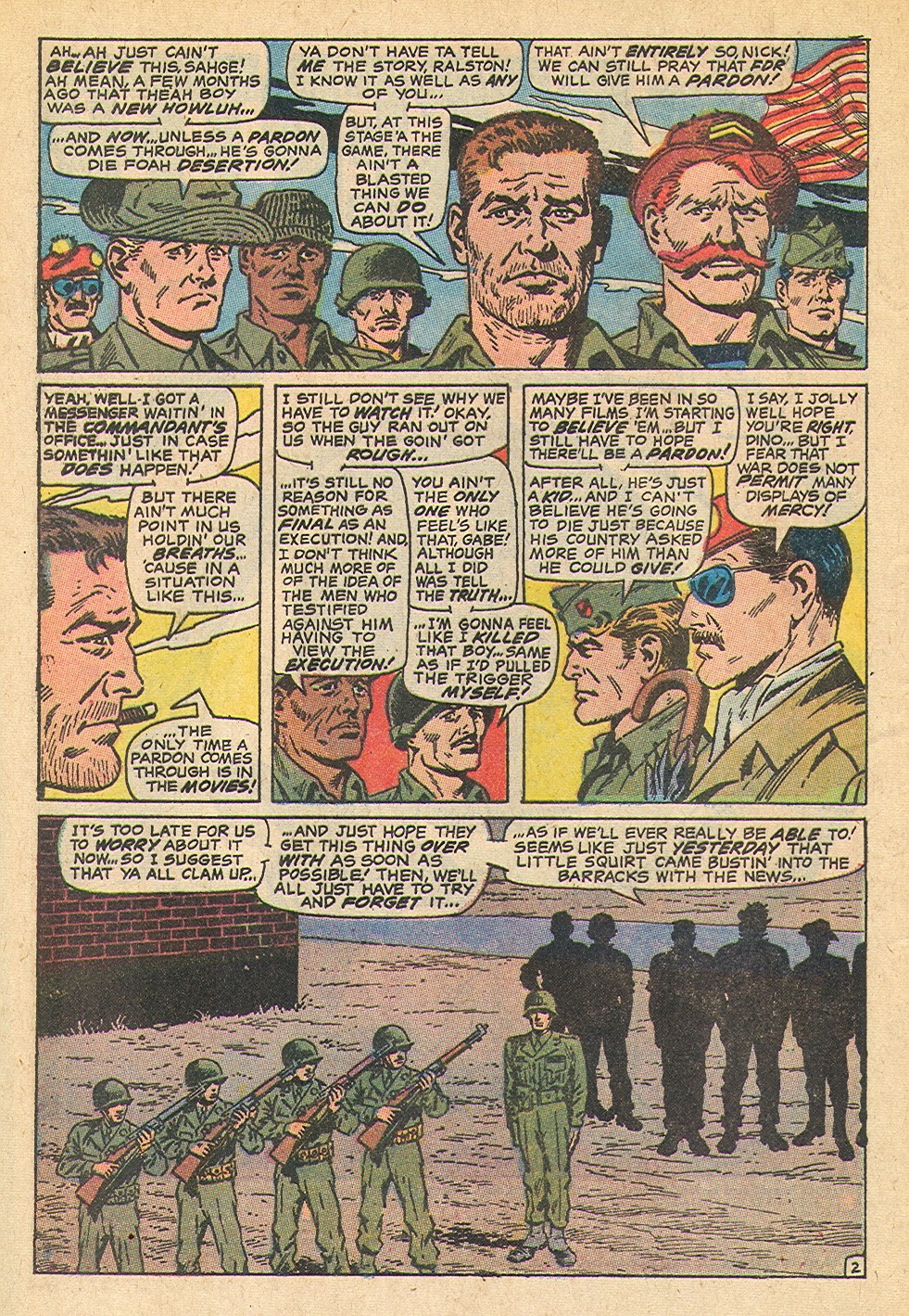 Read online Sgt. Fury comic -  Issue #75 - 4