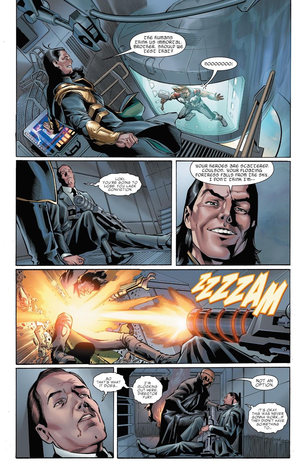 Read online Marvel's The Avengers comic -  Issue #2 - 5