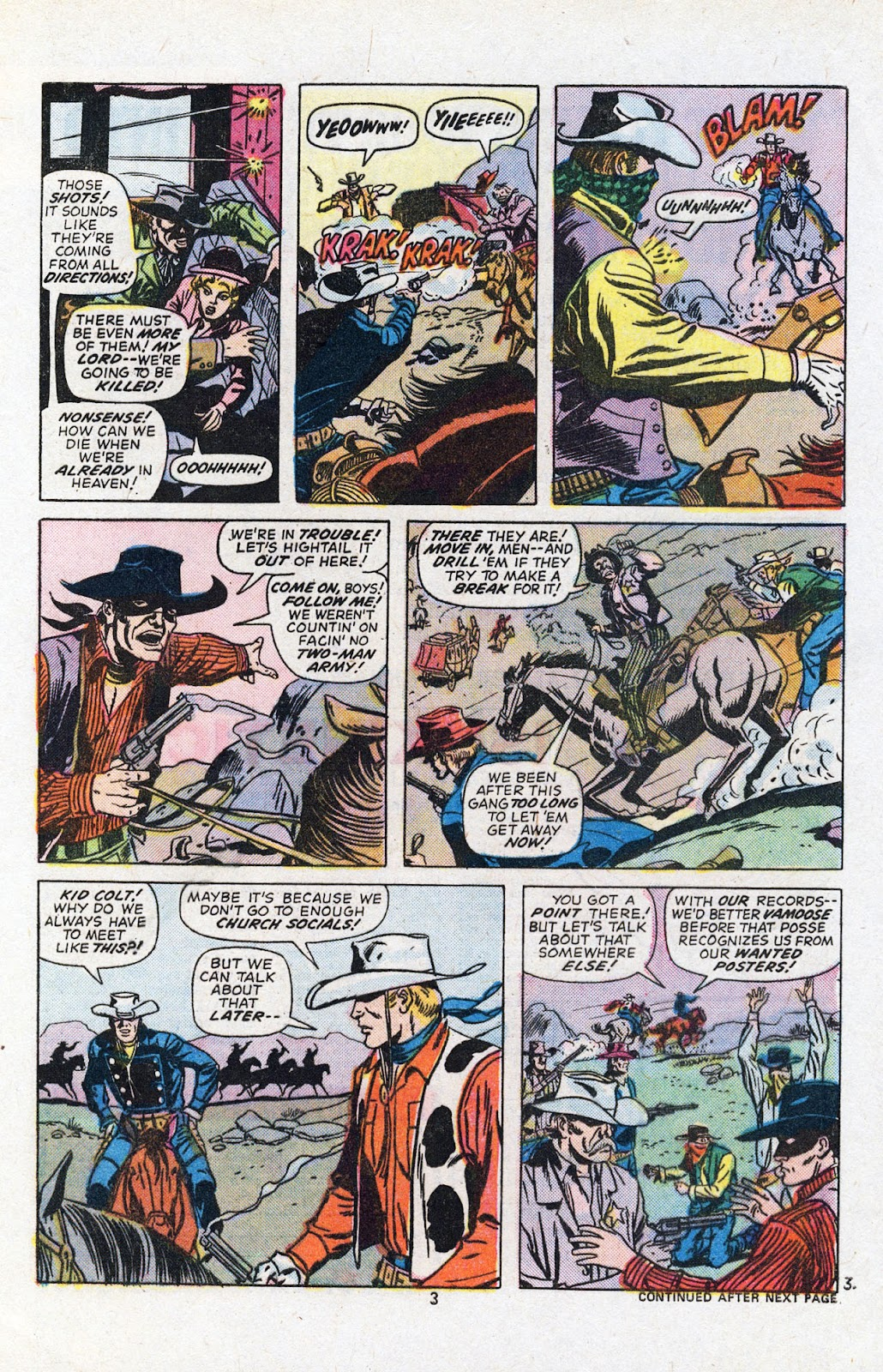 Kid Colt Outlaw issue 201 - Page 5