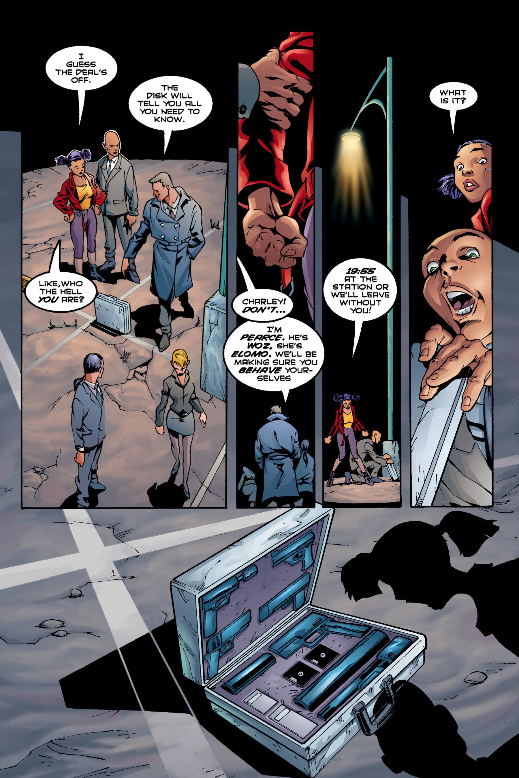 Read online Aliens vs. Predator Omnibus comic -  Issue # _TPB 2 Part 4 - 47