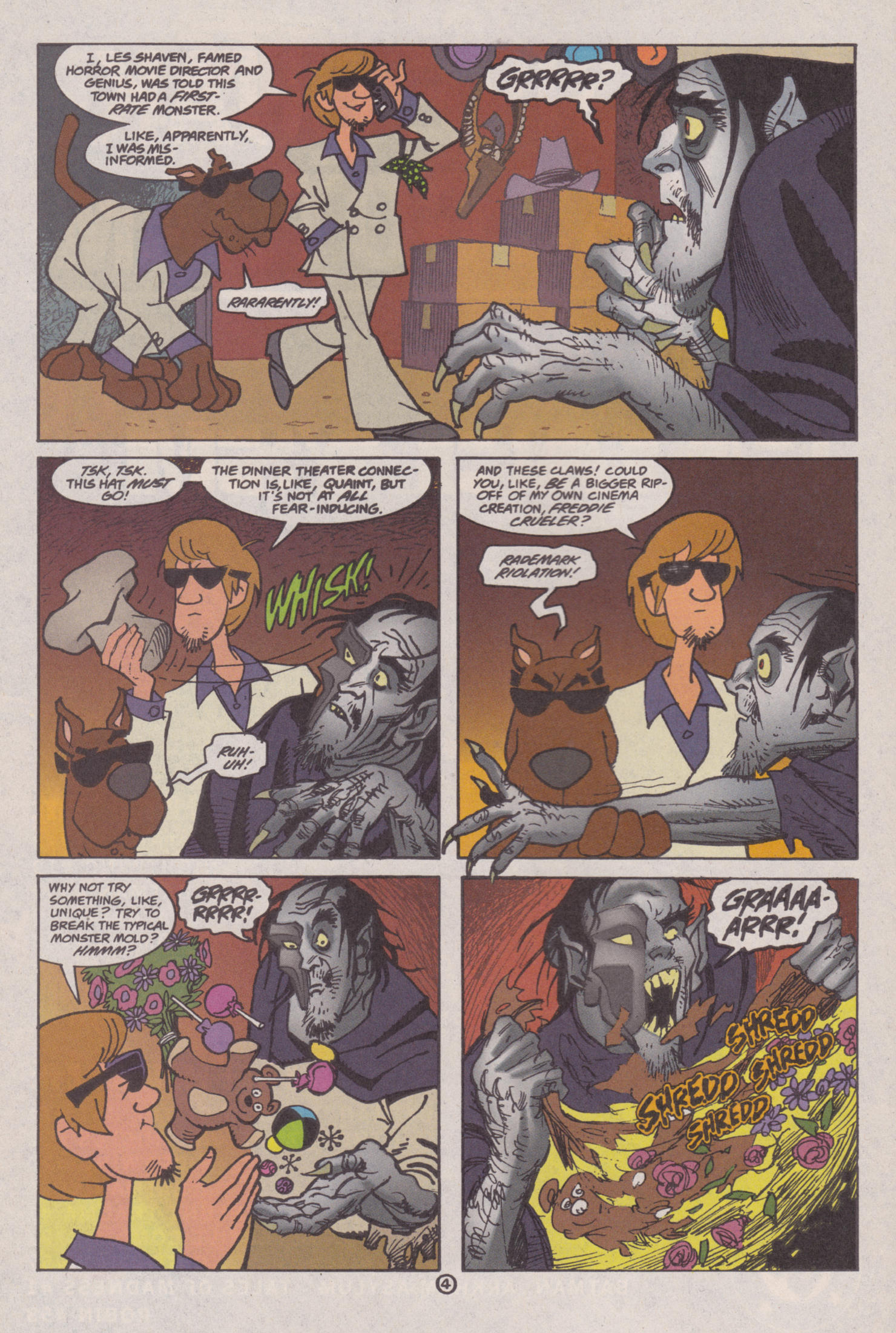 Read online Scooby-Doo (1997) comic -  Issue #8 - 19