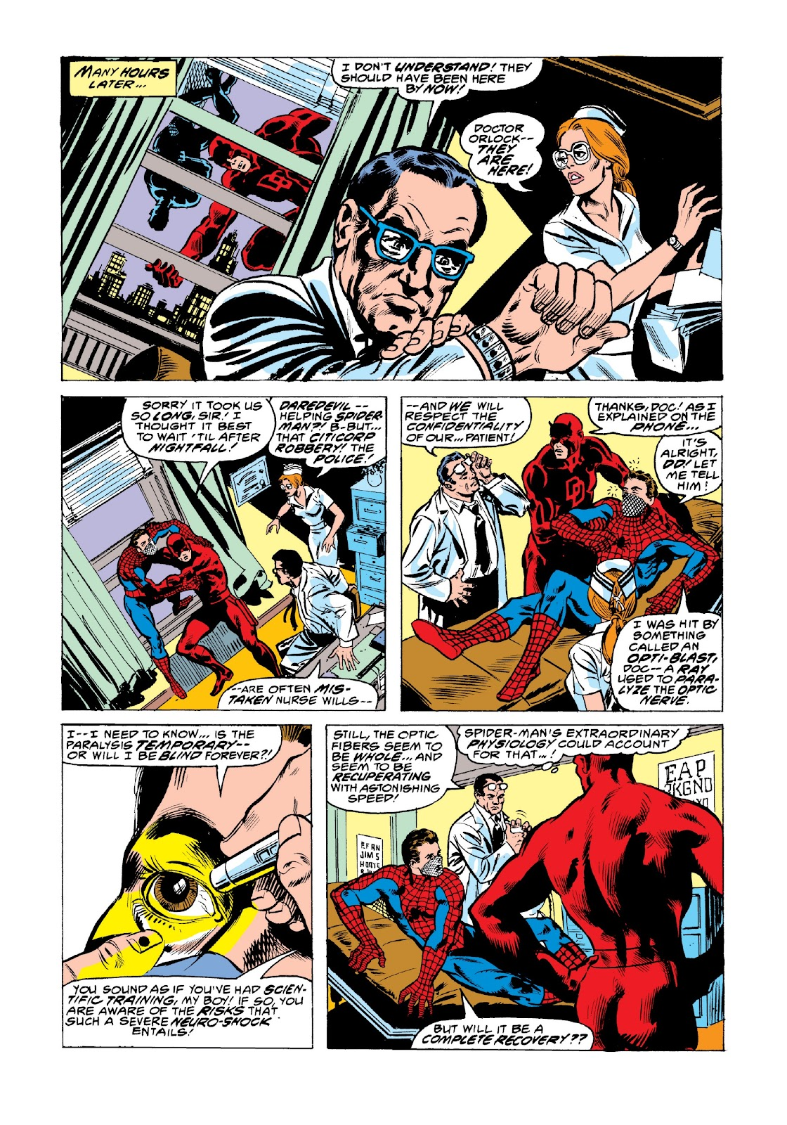 Read online Marvel Masterworks: The Spectacular Spider-Man comic -  Issue # TPB 2 (Part 3) - 16