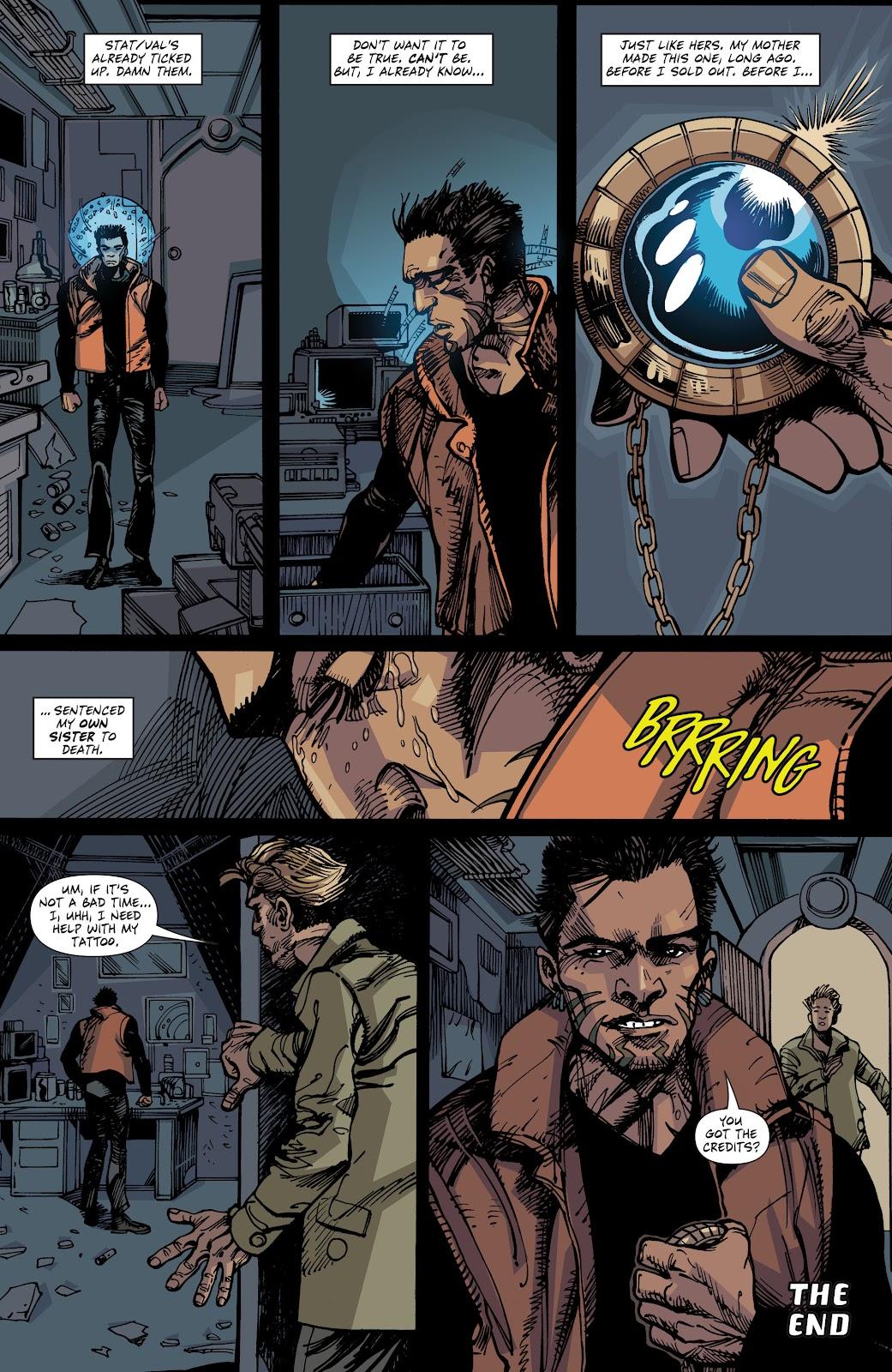 Read online Strange Adventures (2014) comic -  Issue # TPB (Part 1) - 14