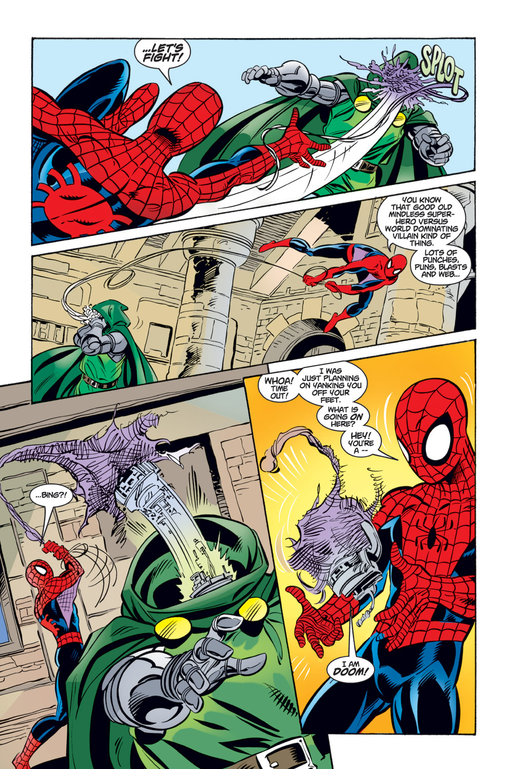 The Amazing Spider-Man (1999) 15 Page 18
