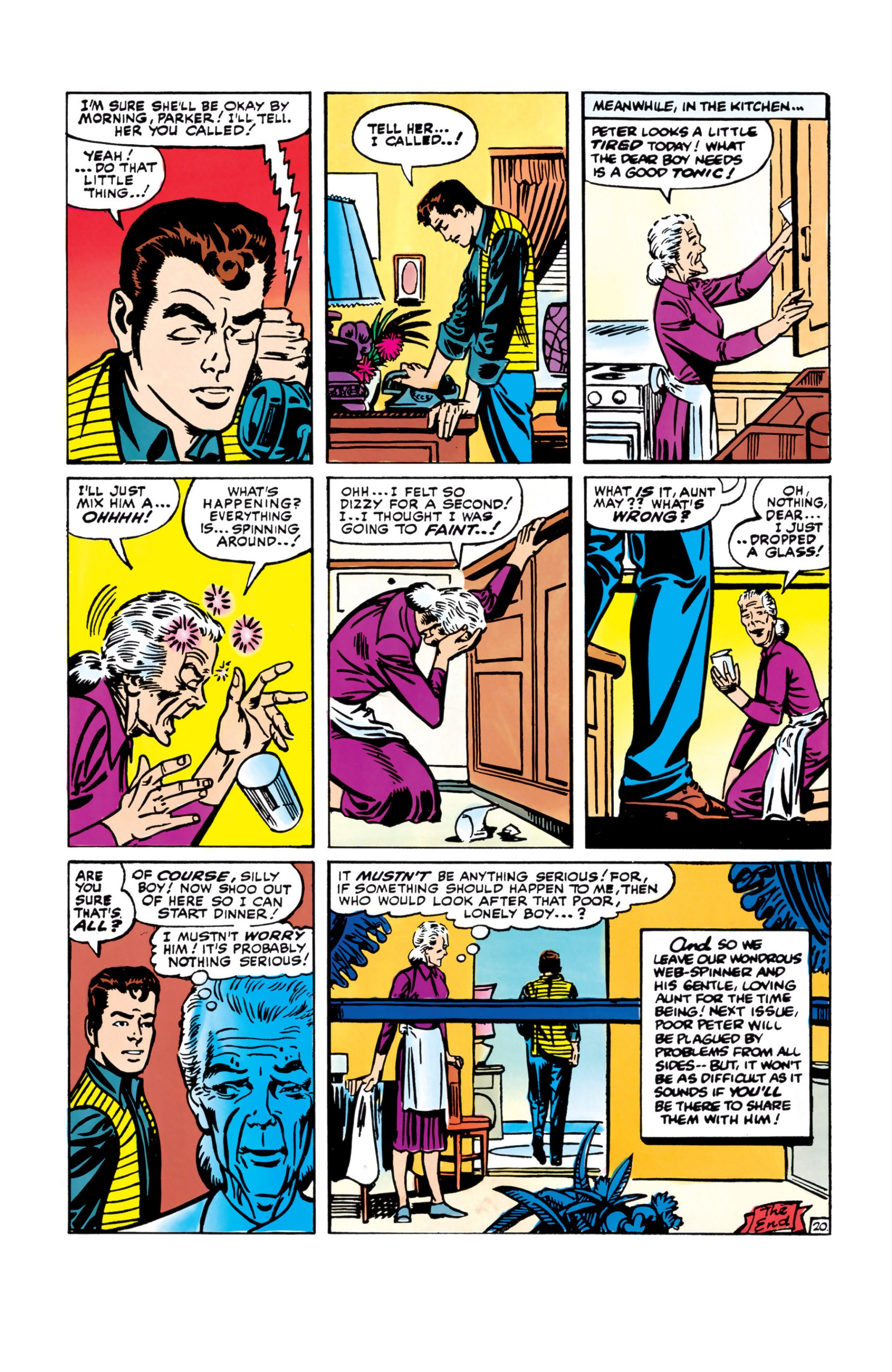The Amazing Spider-Man (1963) 29 Page 20
