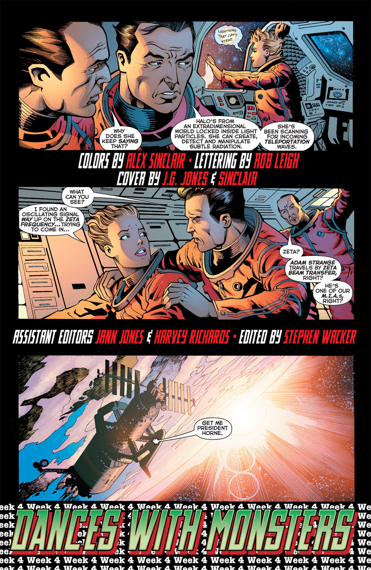 Read online 52 comic -  Issue #4 - 5
