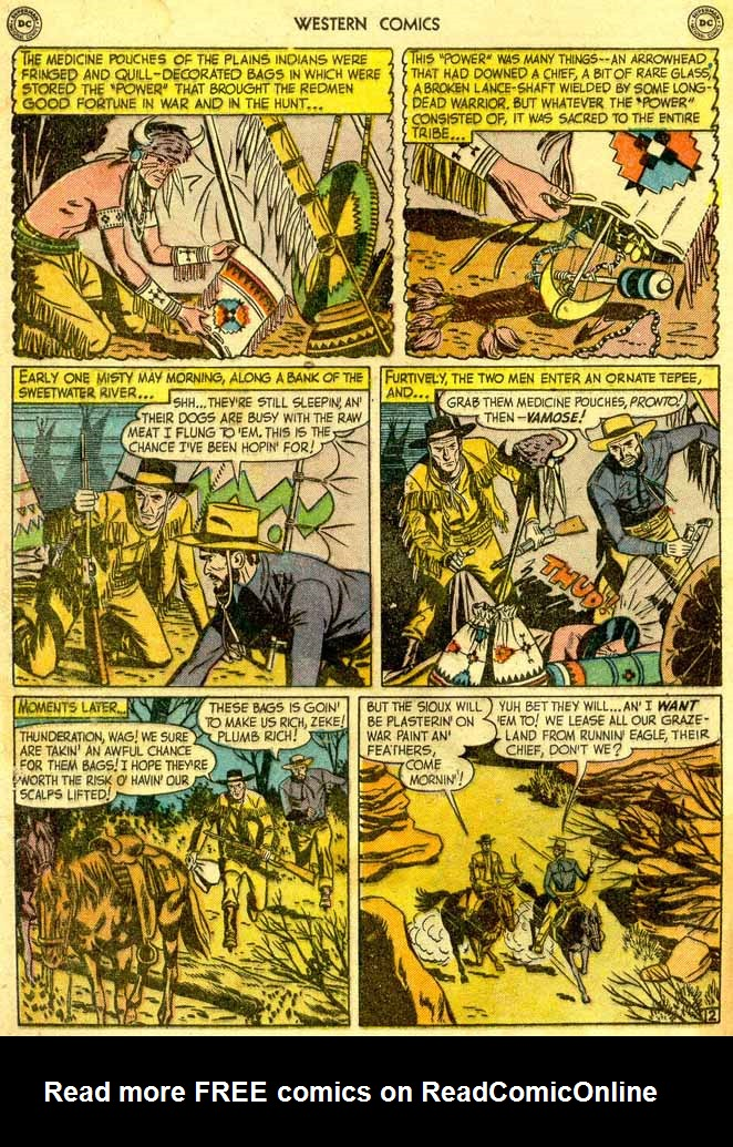 Western Comics issue 23 - Page 4